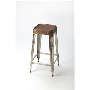 Butler Specialty Company Industrial Chic Barstool