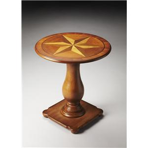 Butler Specialty Company Masterpiece  Pedestal Table