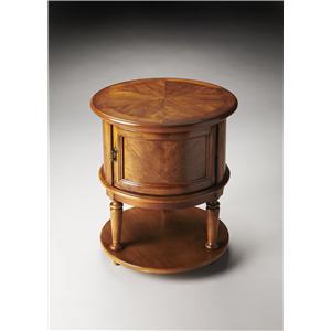 Butler Specialty Company Masterpiece  Drum Table
