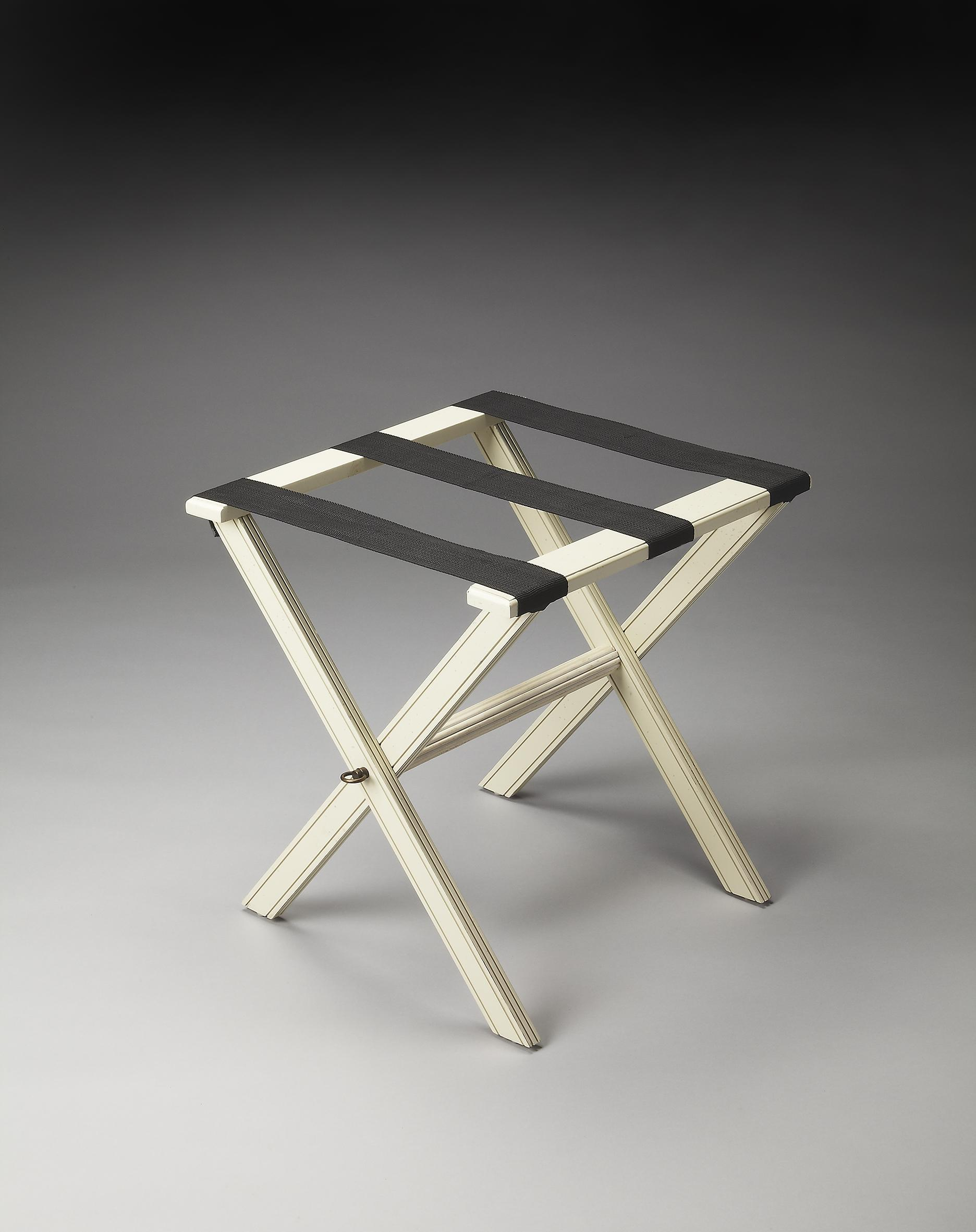 Butler Specialty Company Masterpiece  Luggage Rack - Item Number: 1222222