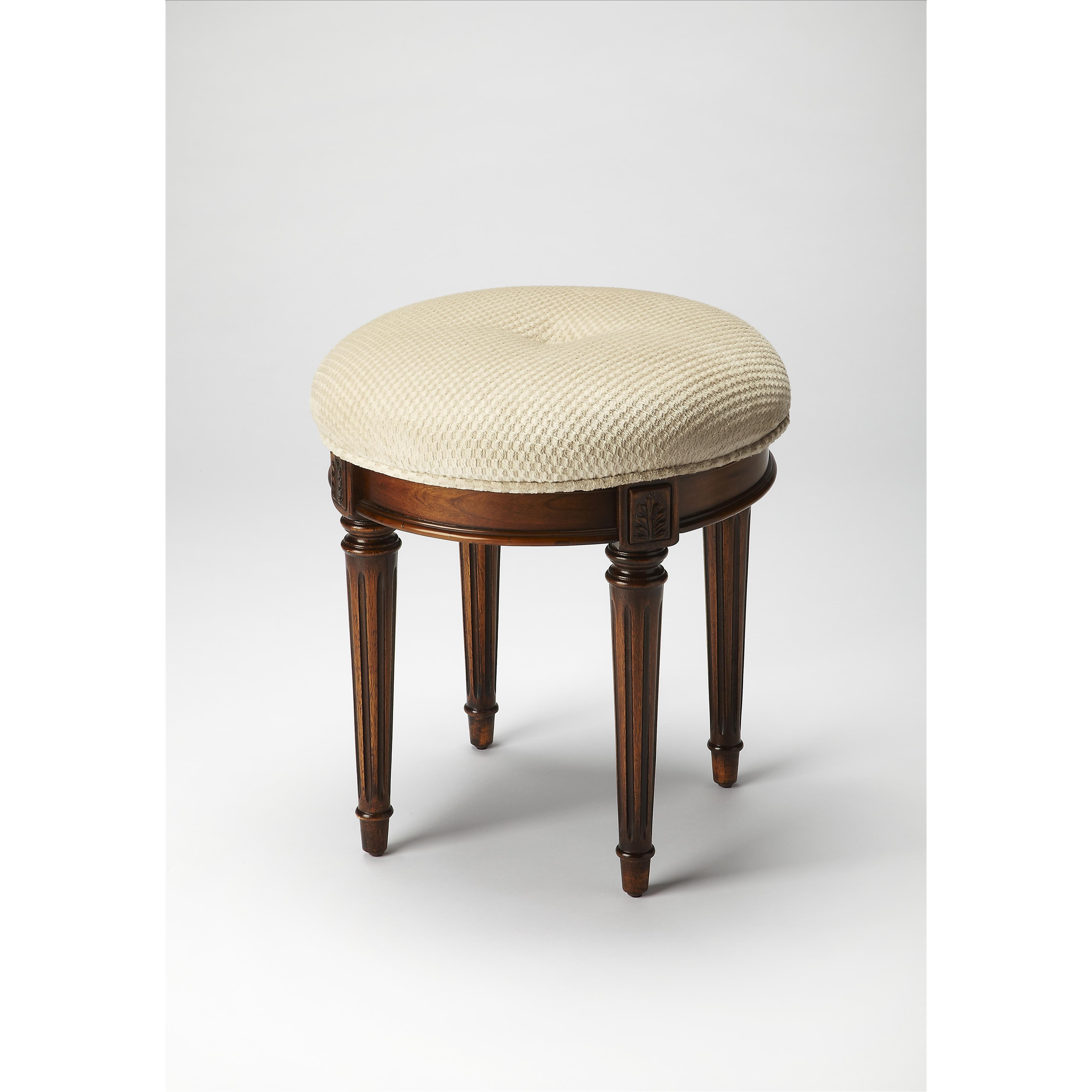 Butler Specialty Company Masterpiece  Vanity Stool - Item Number: 1250101