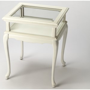 Butler Specialty Company Masterpiece Curio Table