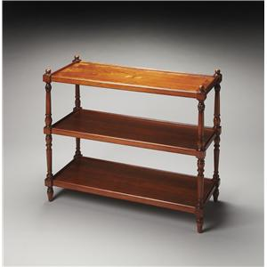 Butler Specialty Company Masterpiece  3-Tier Console Table