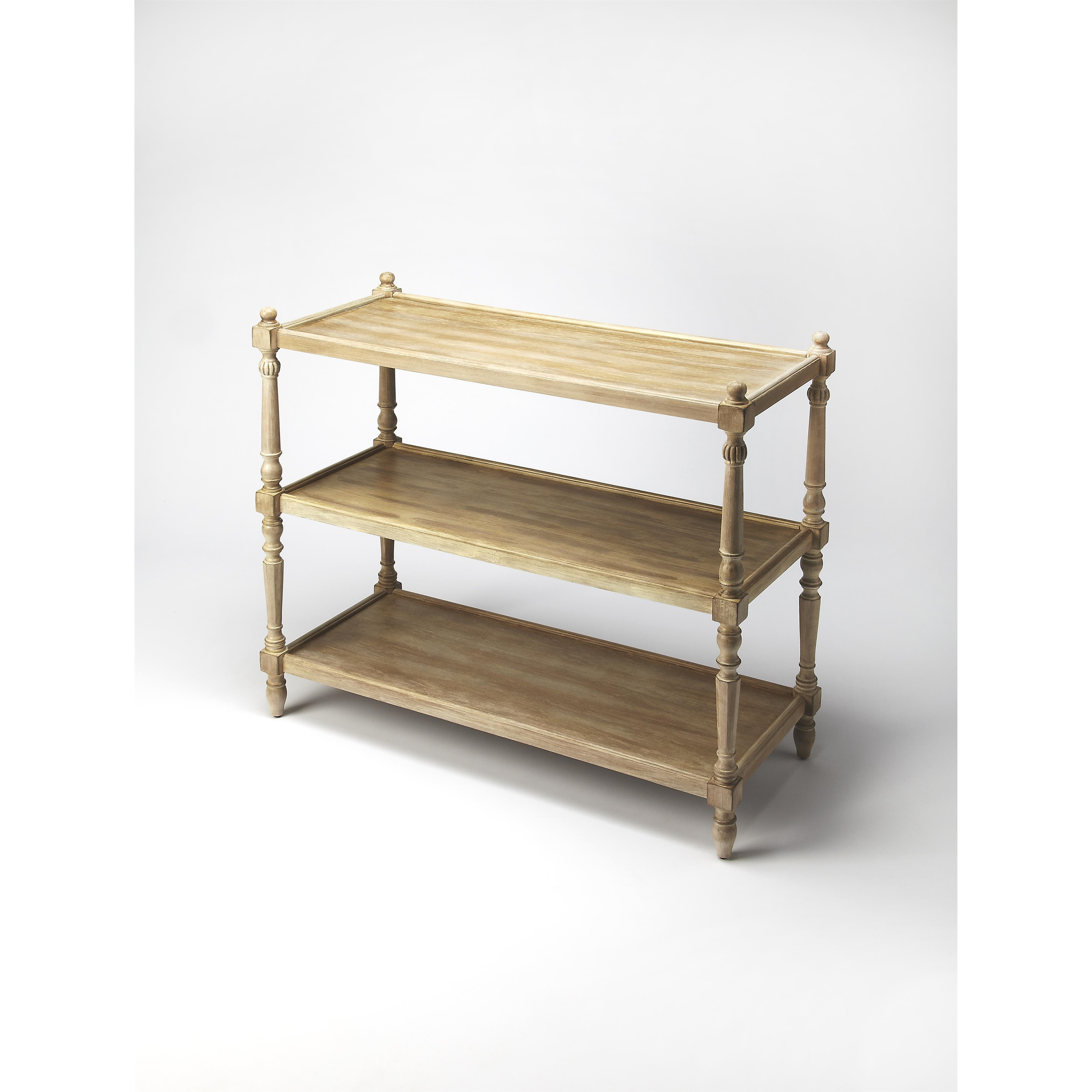 Butler Specialty Company Masterpiece  3-tier Console Table - Item Number: 1530247