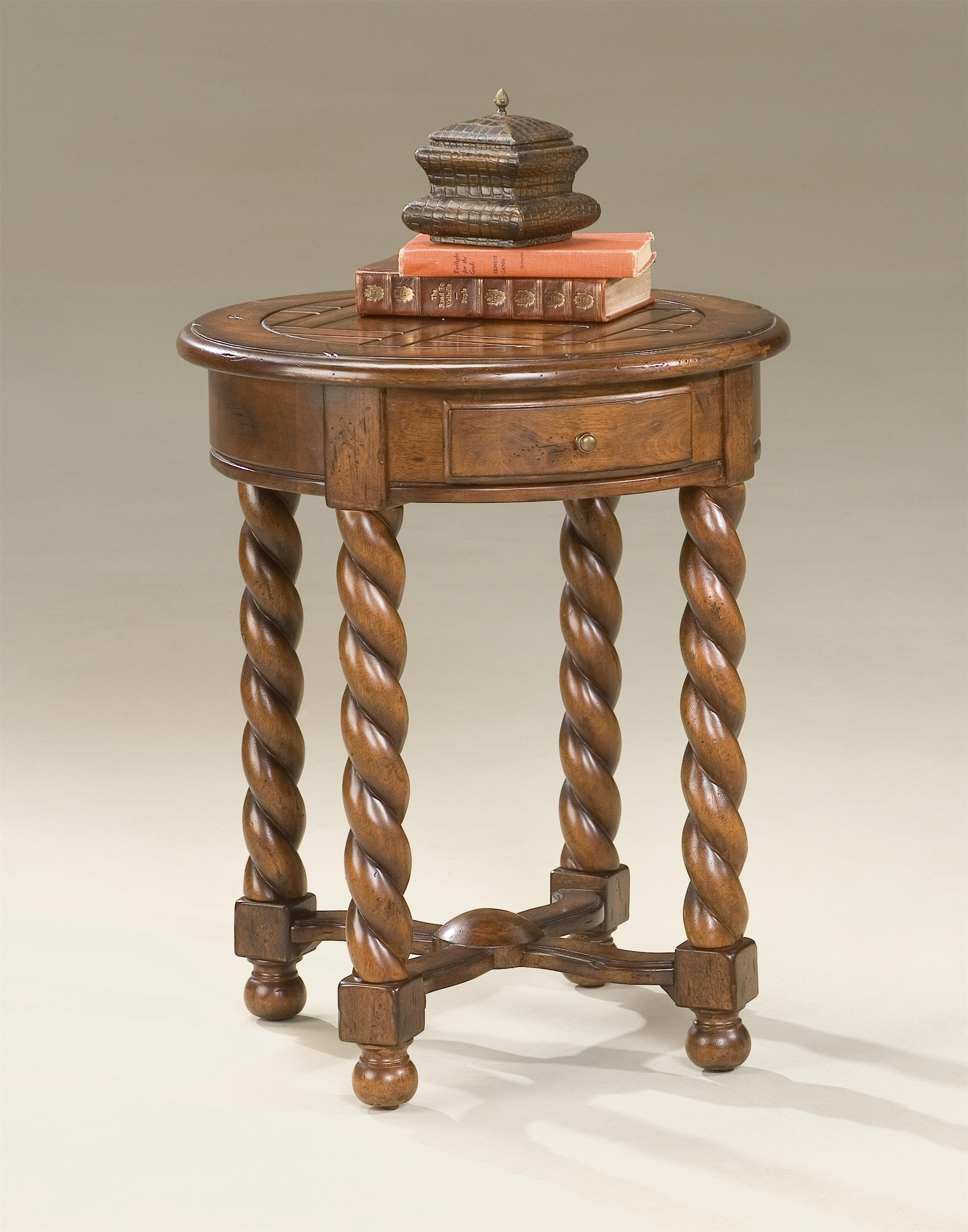 Butler Specialty Company Masterpiece  Round Accent Table - Item Number: 1546110