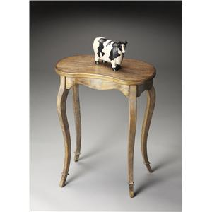Butler Specialty Company Masterpiece Kidney-Shaped Table