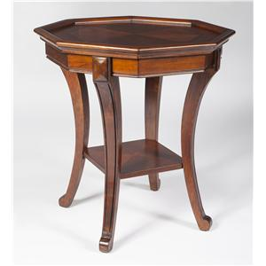 Butler Specialty Company Masterpiece  Lamp Table