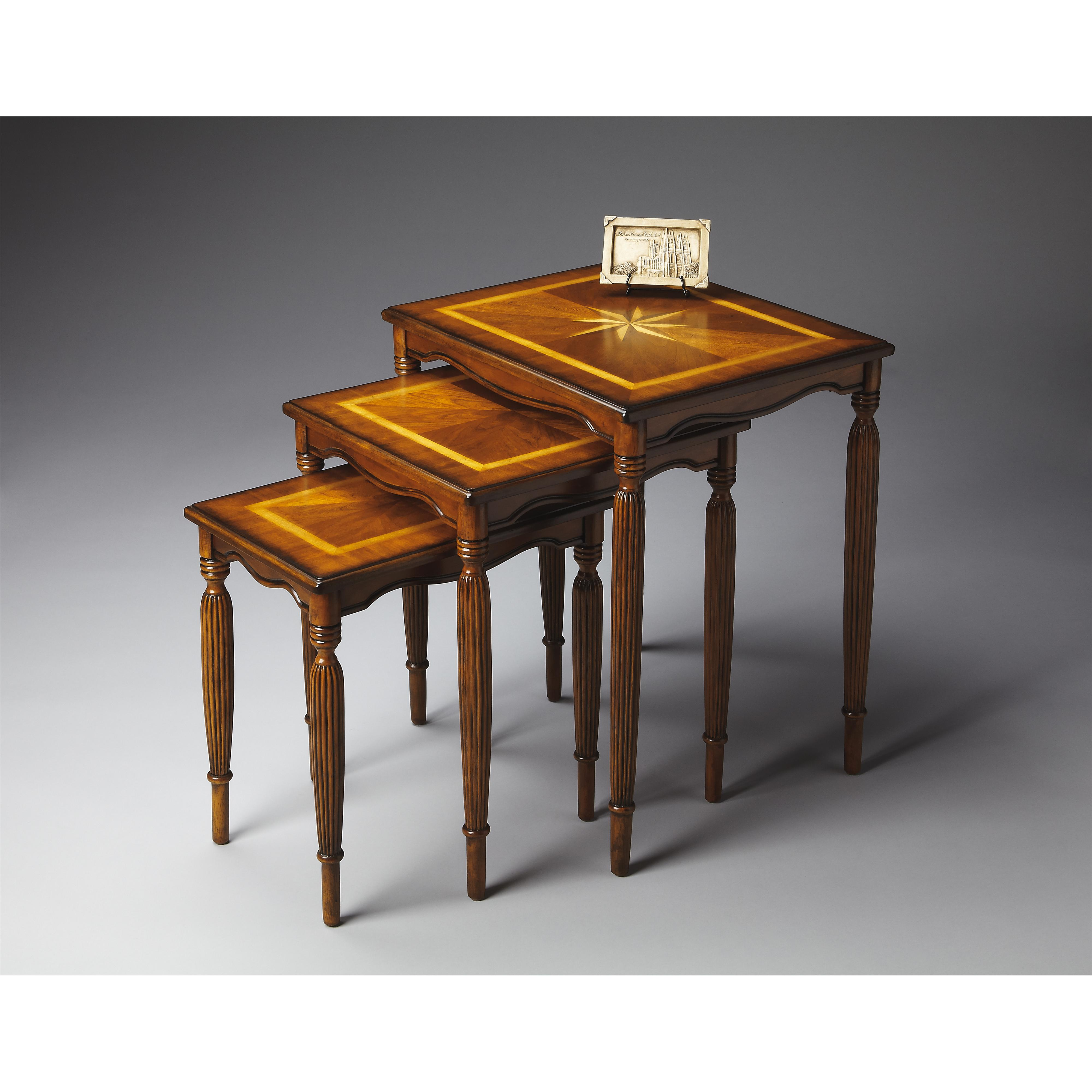 Butler Specialty Company Masterpiece  Nest Of Tables - Item Number: 3021101