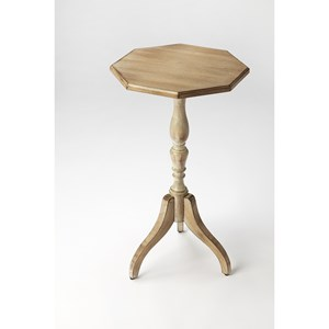 Octagonal Pedestal Table