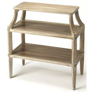 Butler Specialty Company Masterpiece Tiered Console Table