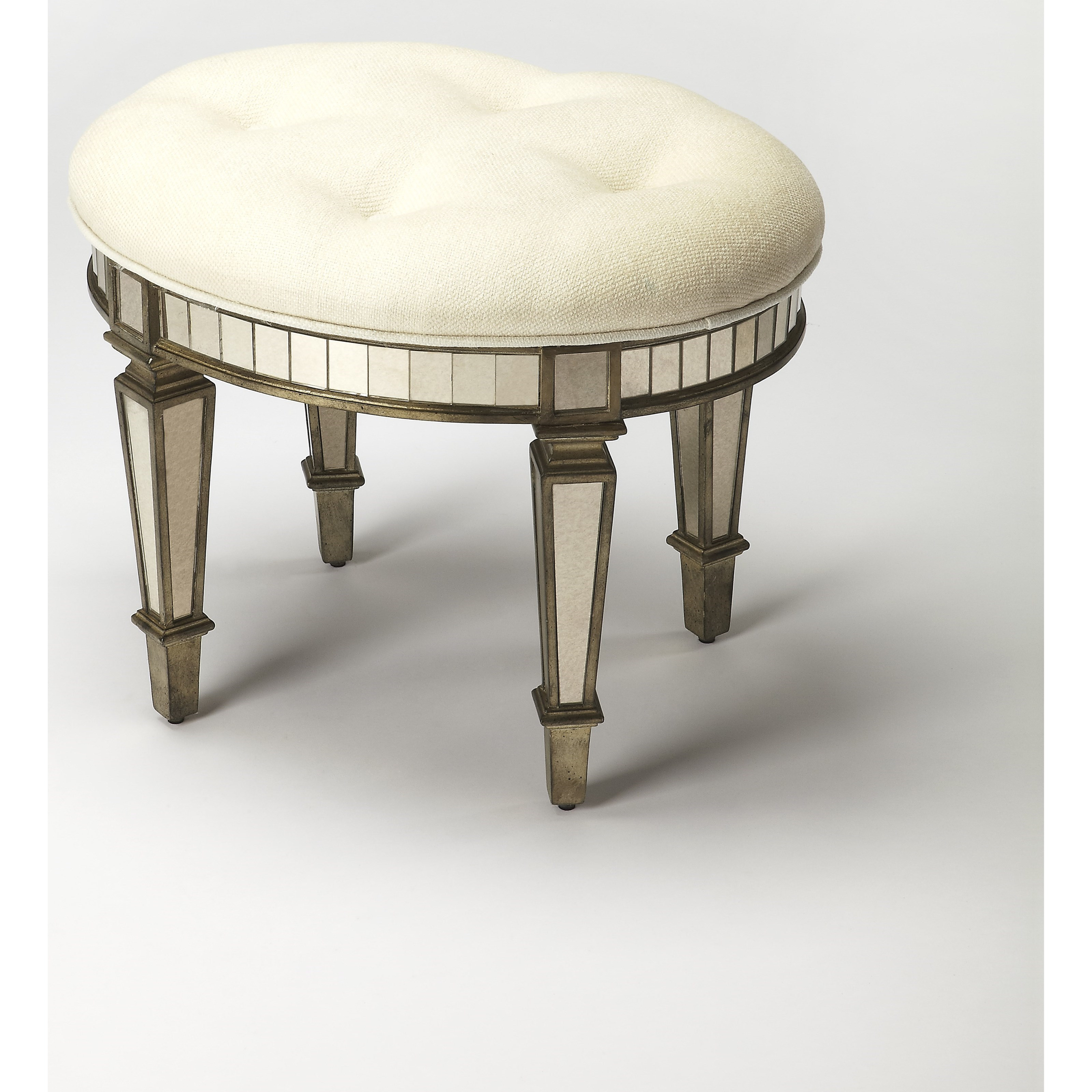Butler Specialty Company Masterpiece Vanity Stool - Item Number: 3630146