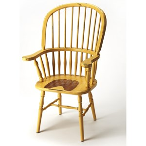 Butler Specialty Company Masterpiece  Arm Chair
