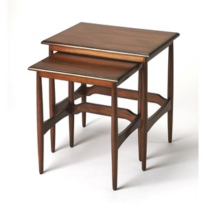 Butler Specialty Company Masterpiece  Nesting Tables
