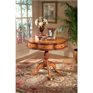 Butler Specialty Company Masterpiece  Clover Pedestal Table