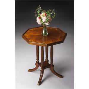 Octagon Accent Table