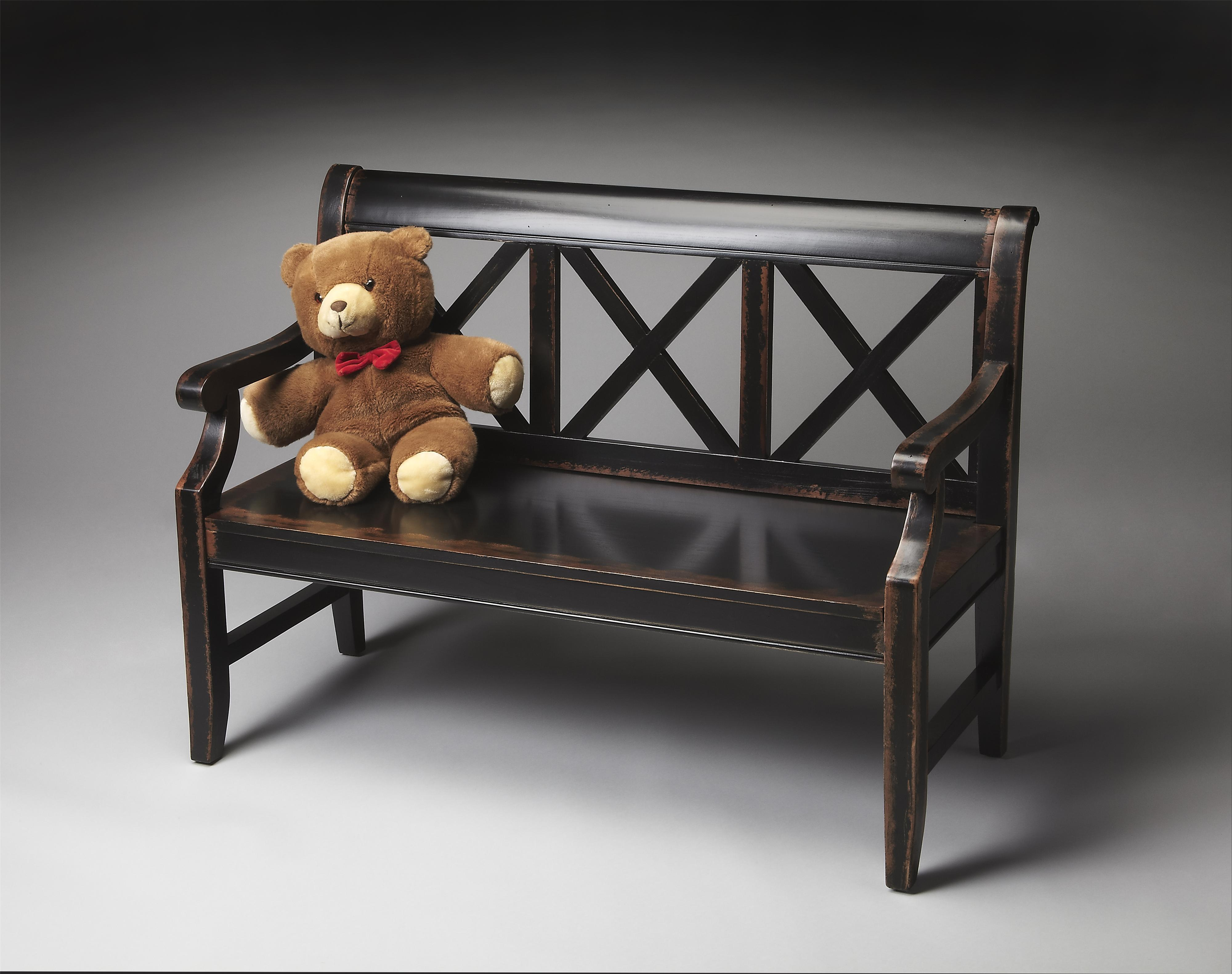 Butler Specialty Company Masterpiece Bench - Item Number: 5048250