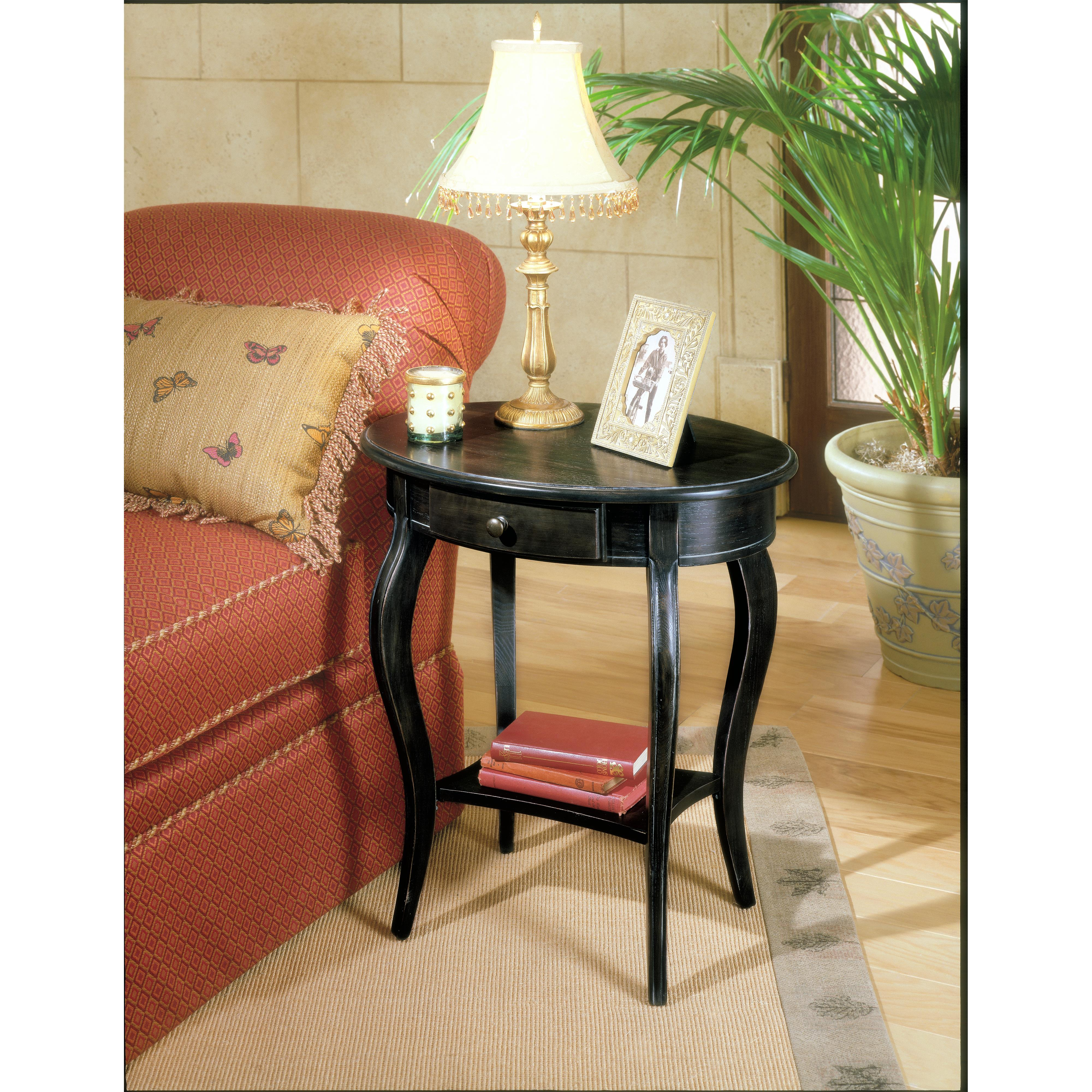 Butler Specialty Company Masterpiece  Oval Accent Table - Item Number: 532005
