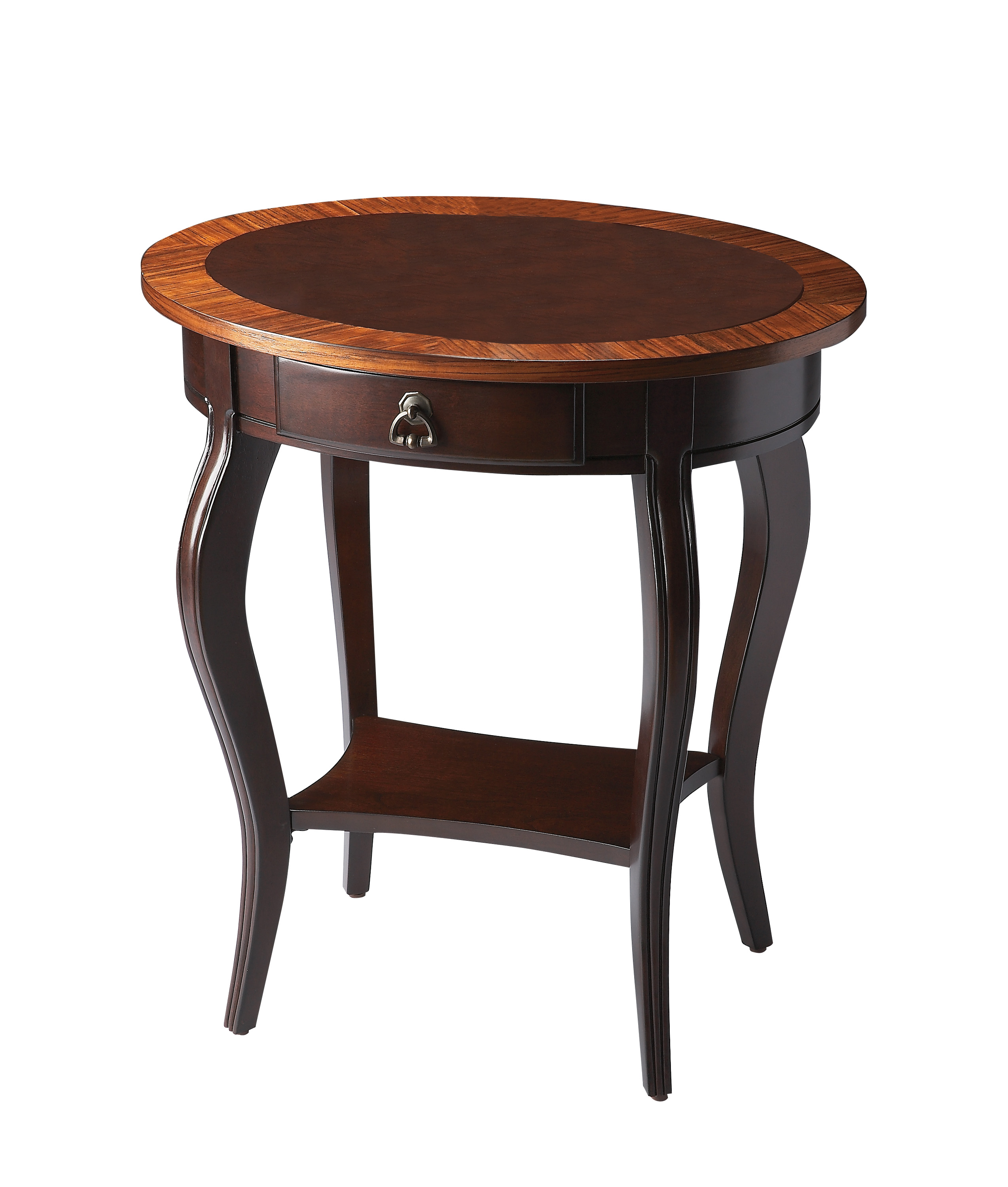 Butler Specialty Company Masterpiece  Oval Accent Table - Item Number: 532211
