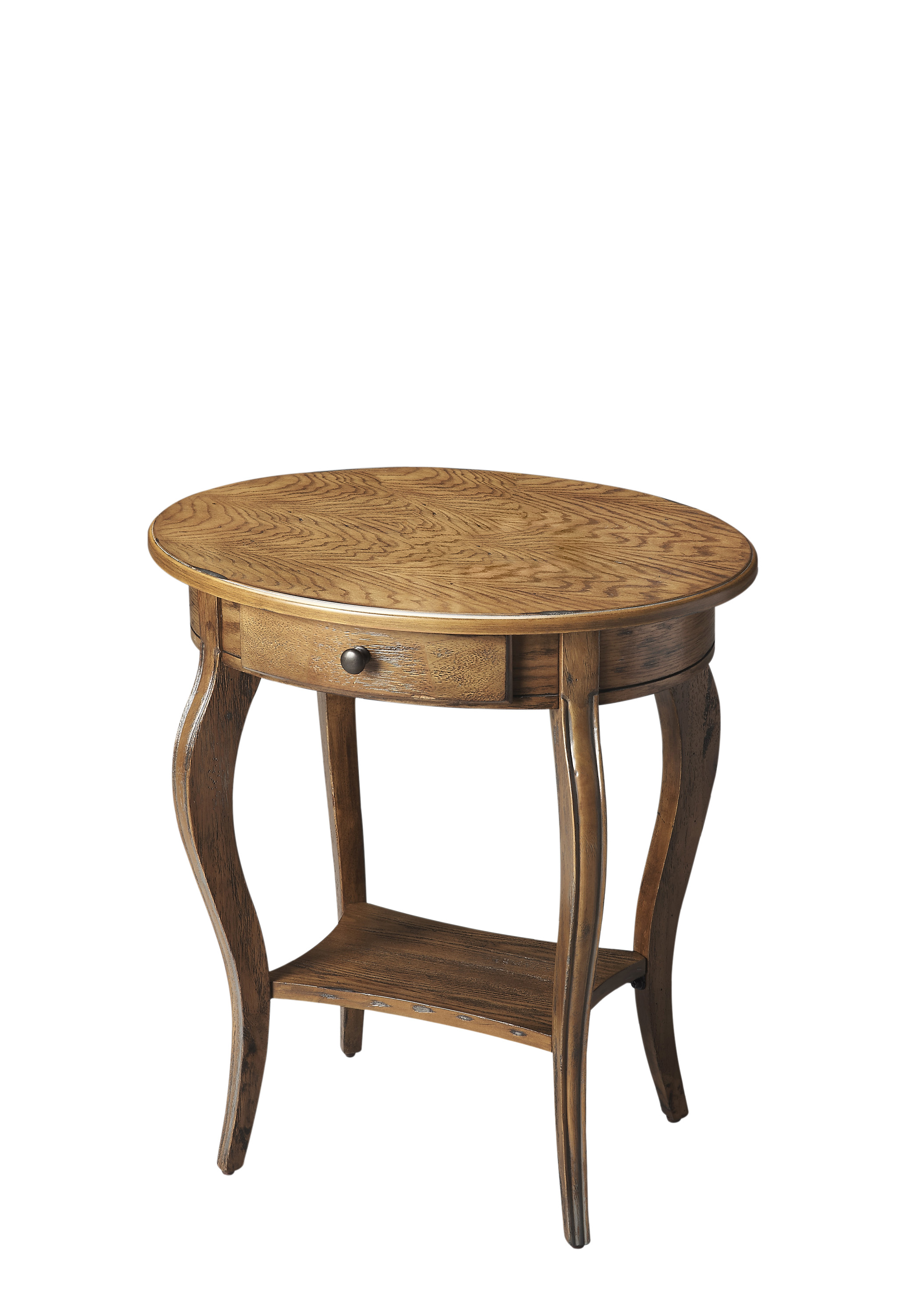 Butler Specialty Company Masterpiece  Oval Accent Table - Item Number: 532245