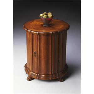 Butler Specialty Company Masterpiece  Drum Table