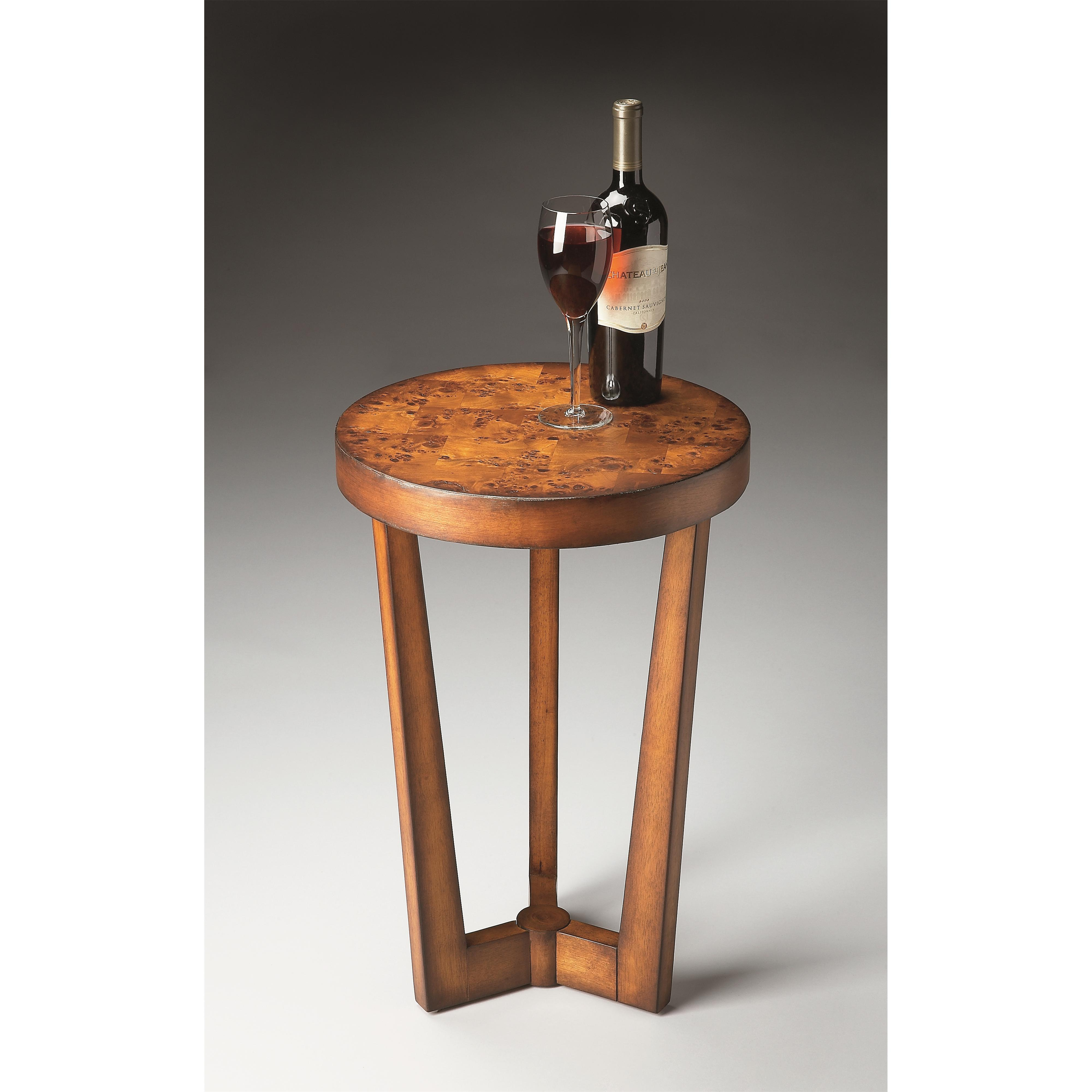 Butler Specialty Company Masterpiece  Accent Table - Item Number: 6021101