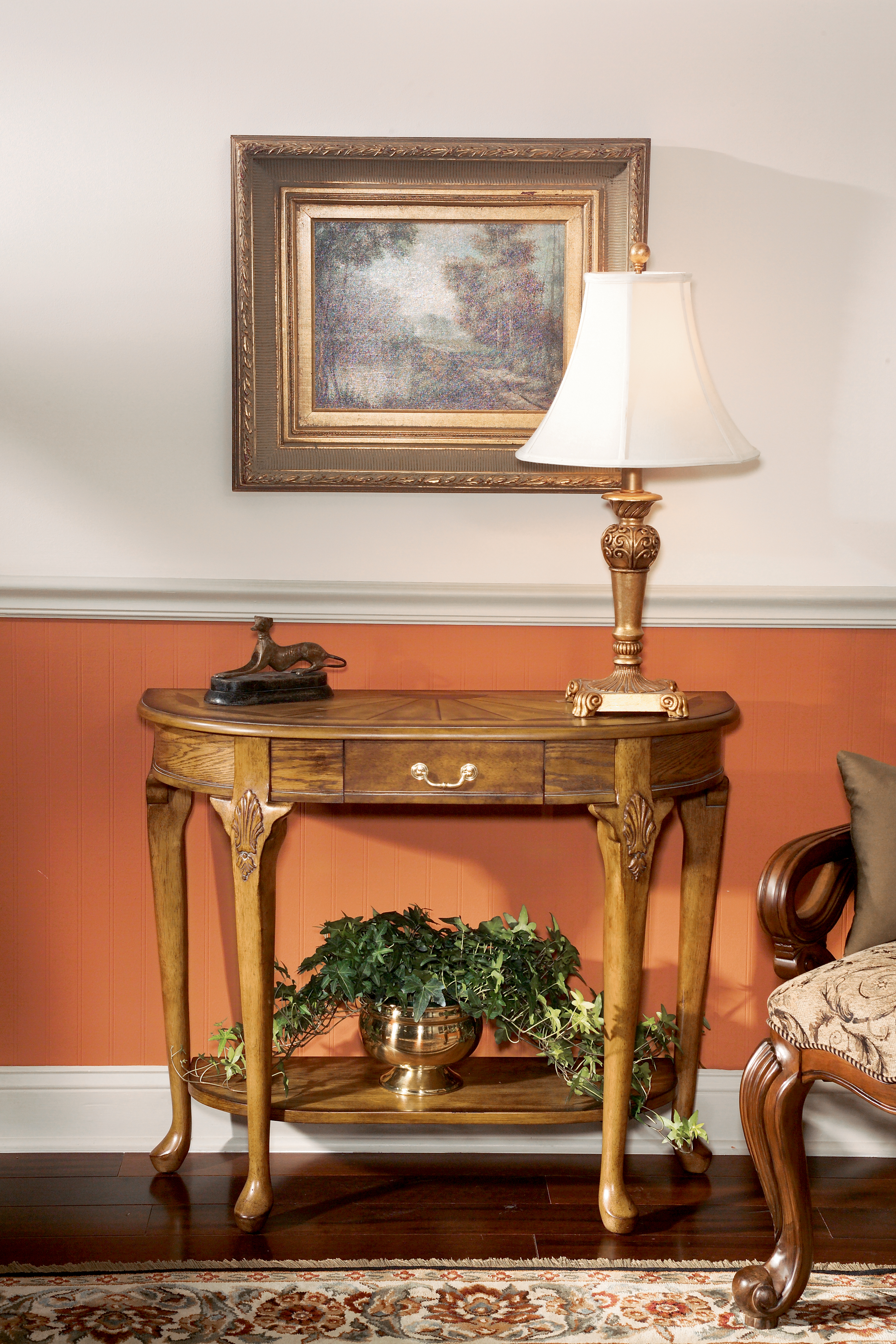 Butler Specialty Company Masterpiece  Console Table - Item Number: 653001