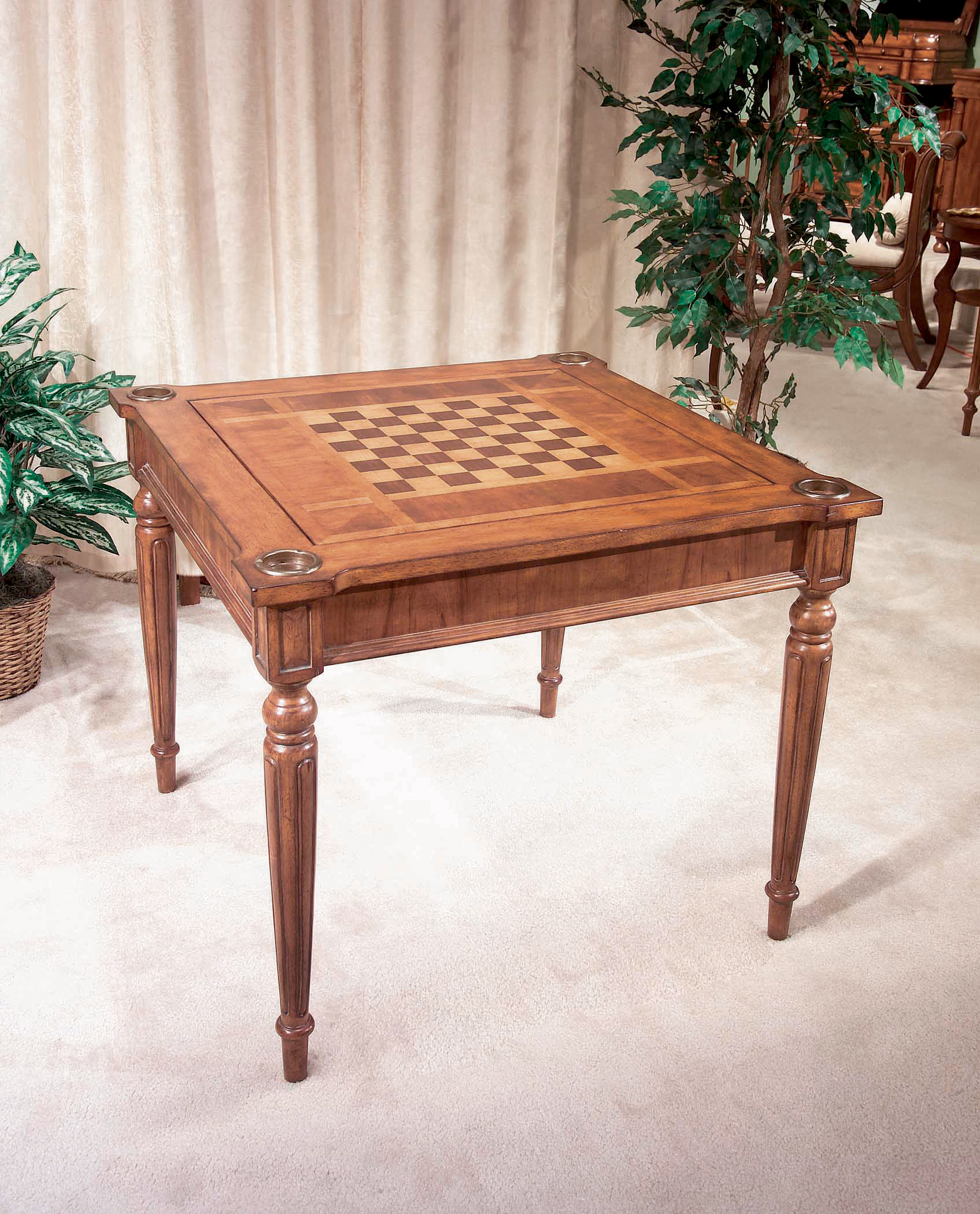 Butler Specialty Company Masterpiece  Multi-game Card Table - Item Number: 837011