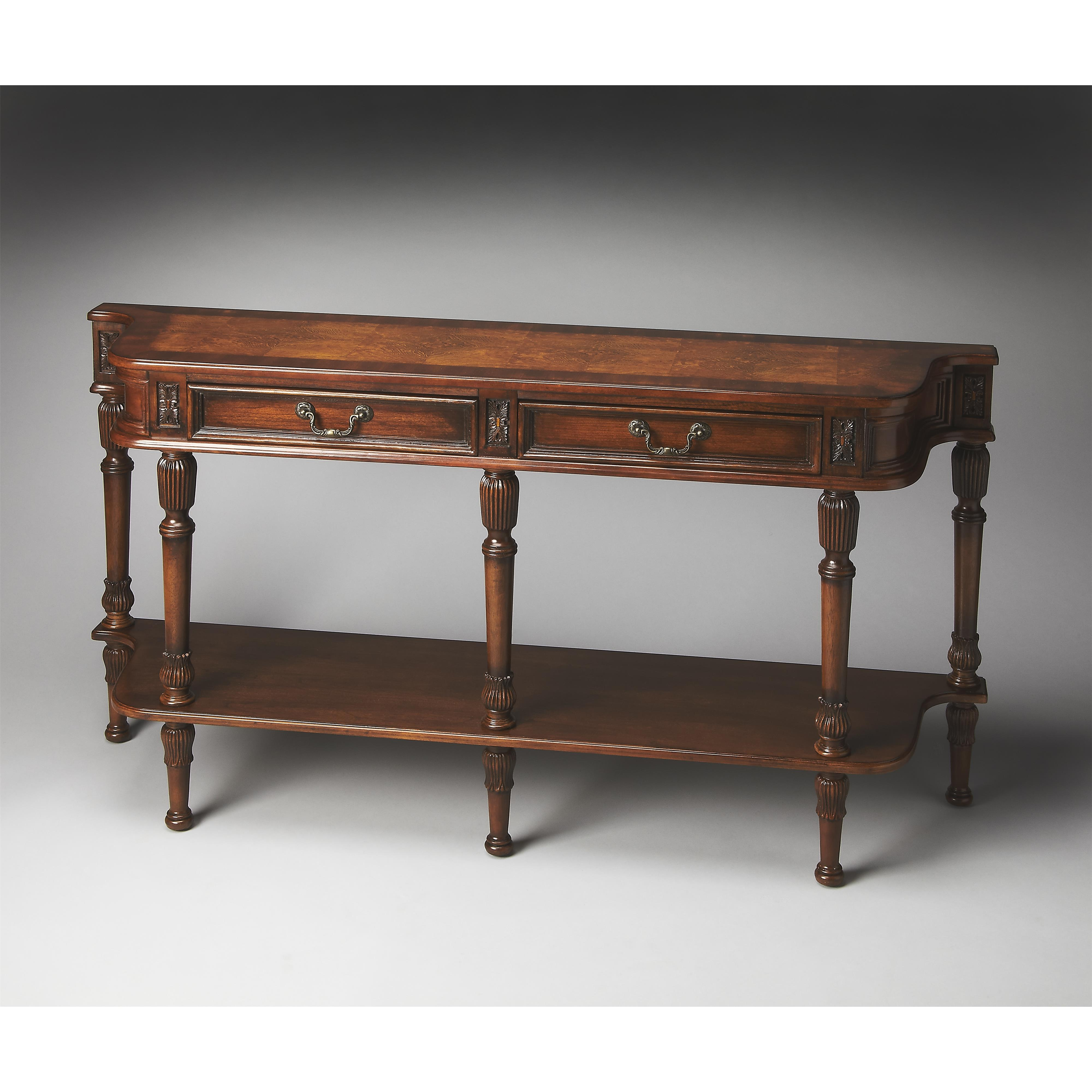 Butler Specialty Company Masterpiece  Console Table - Item Number: 872101