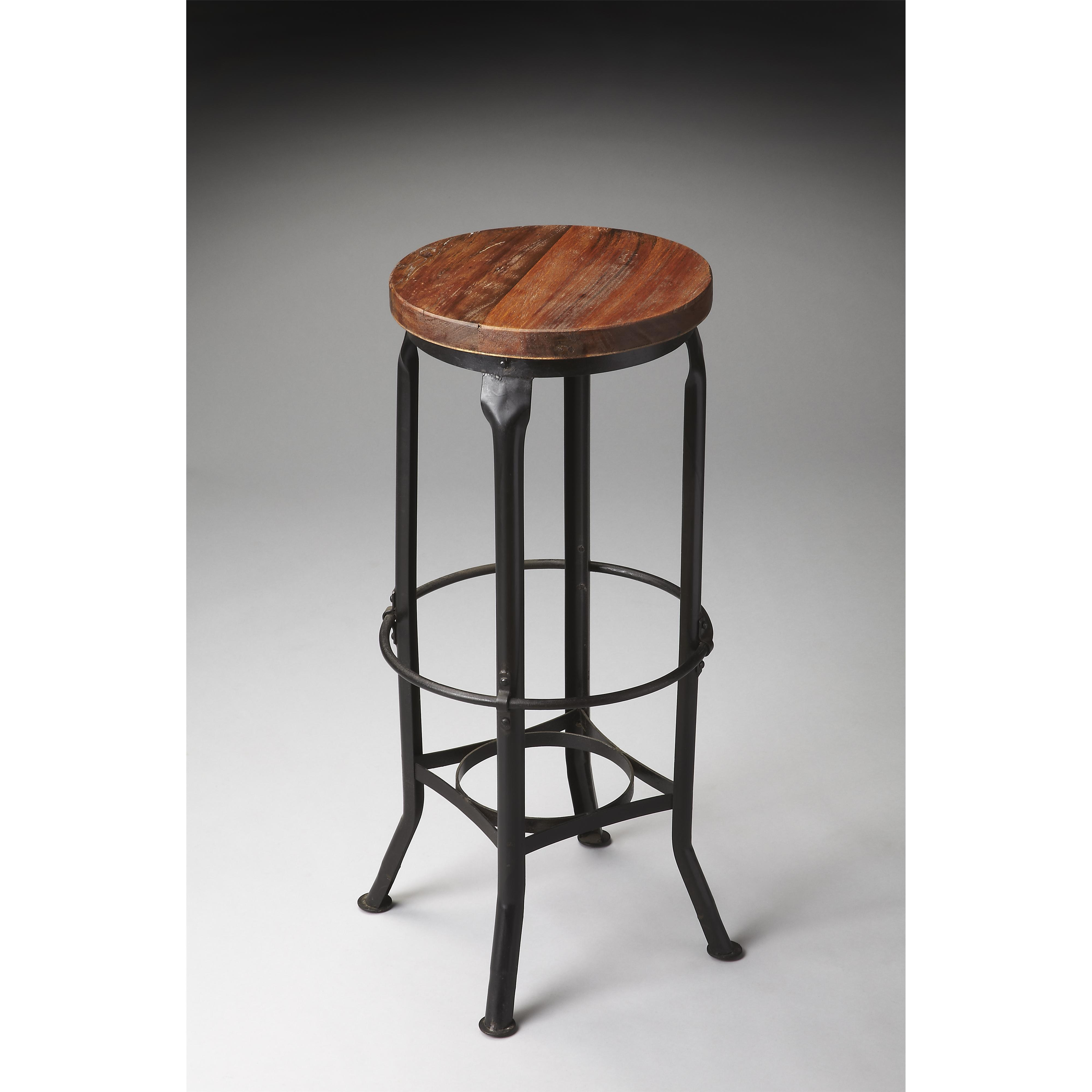 Butler Specialty Company Metalworks Bar Stool - Item Number: 1167025