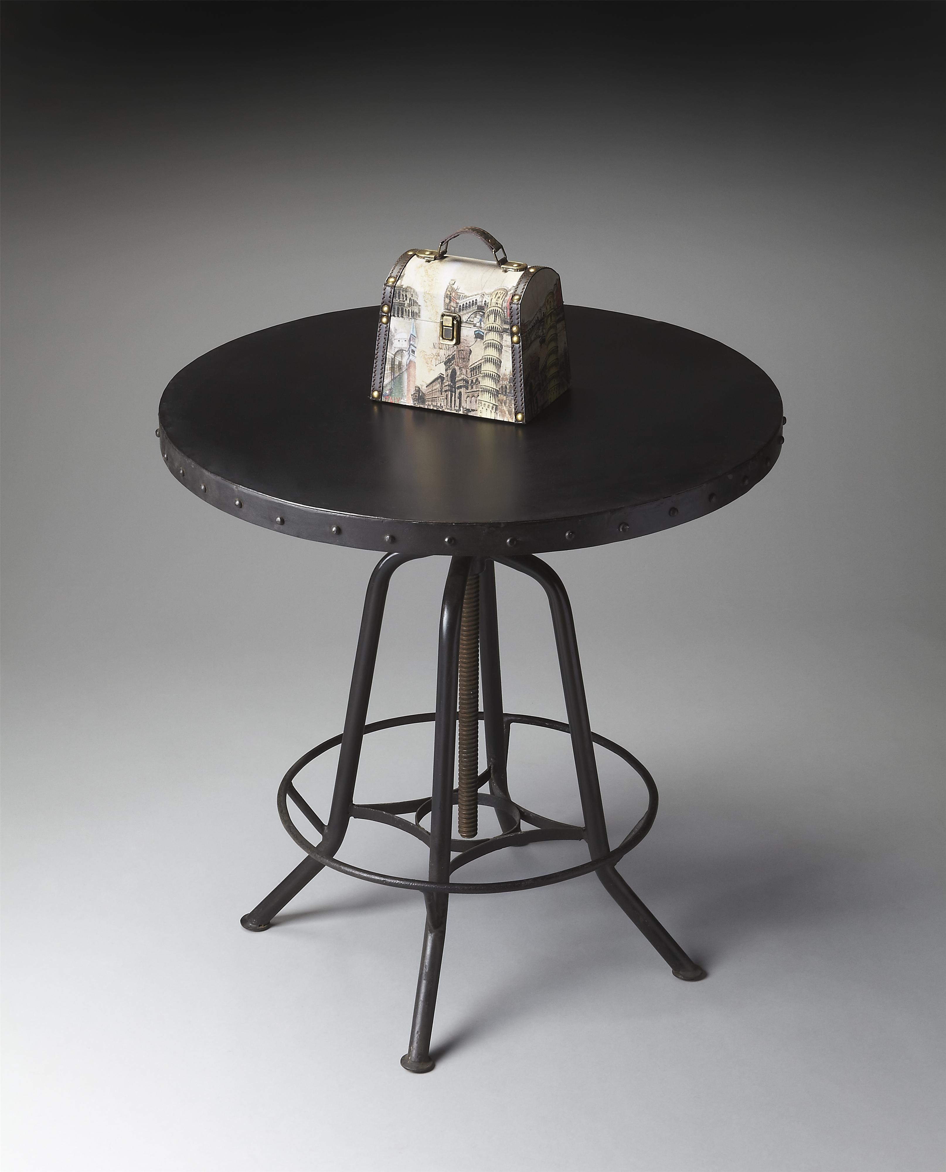 Butler Specialty Company Metalworks Hall/Pub Table - Item Number: 1200025
