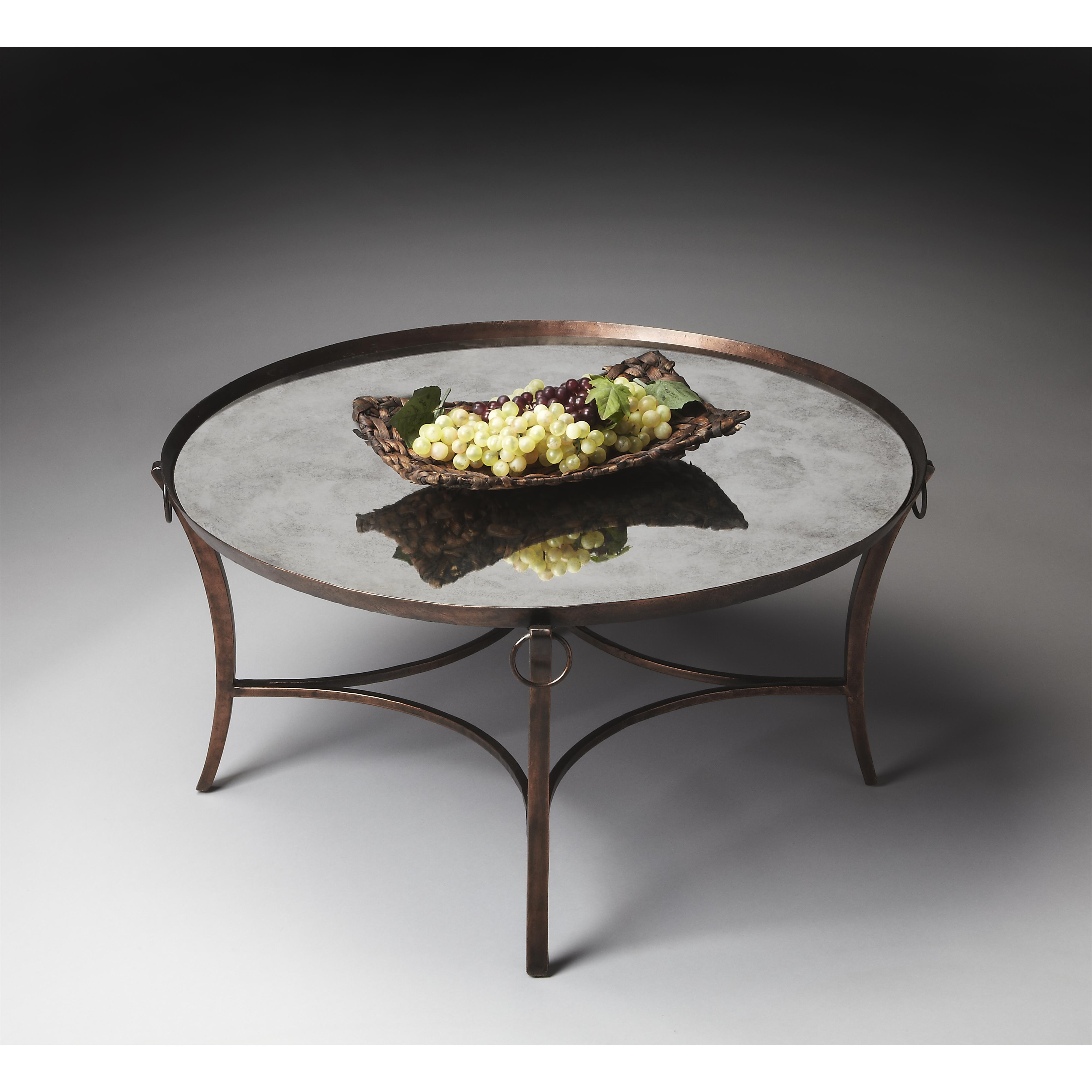 Butler Specialty Company Metalworks Cocktail Table - Item Number: 1289025