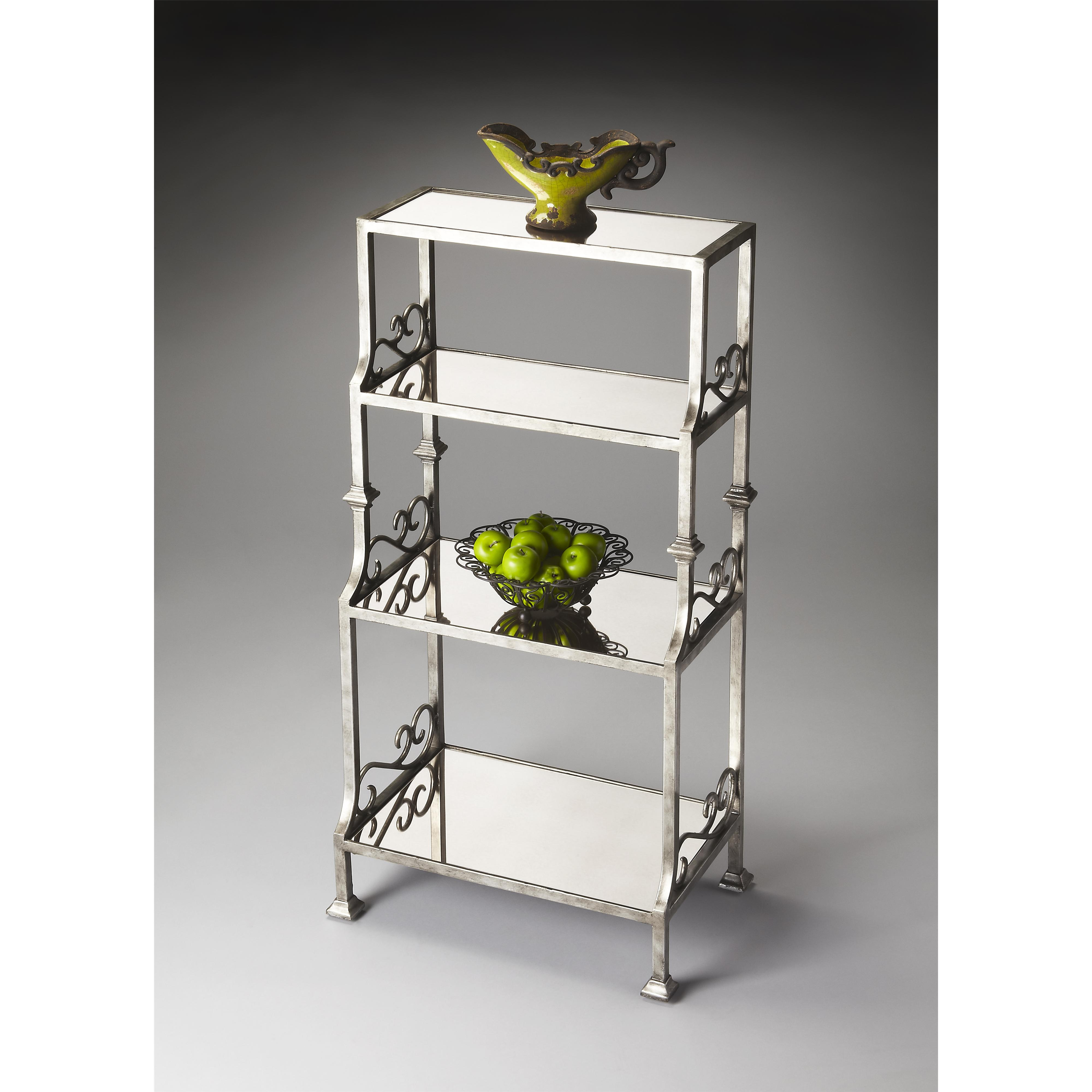 Butler Specialty Company Metalworks Etagere - Item Number: 1291025