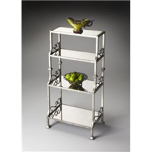 Butler Specialty Company Metalworks Etagere