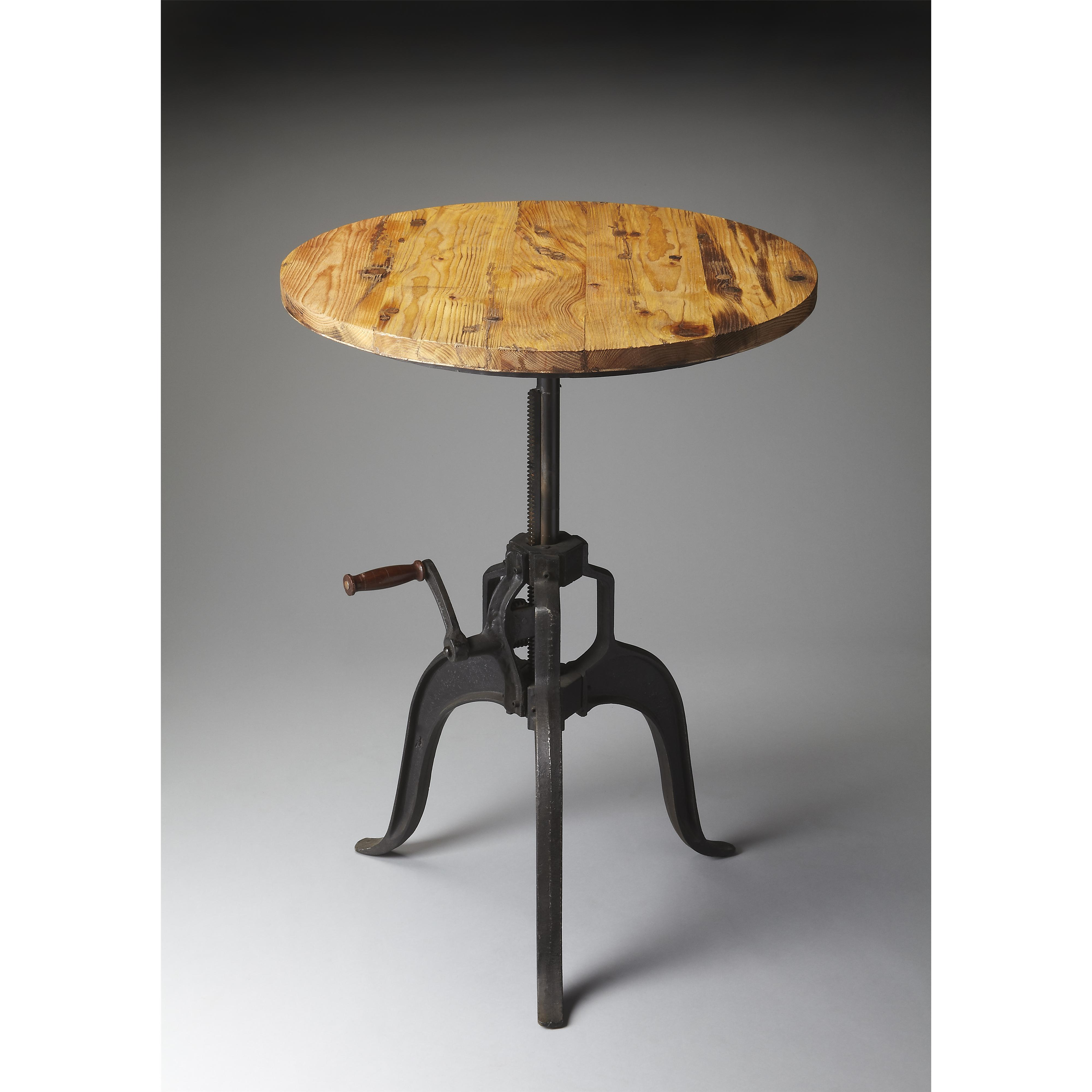Butler Specialty Company Metalworks Hall/Pub Table - Item Number: 1783025