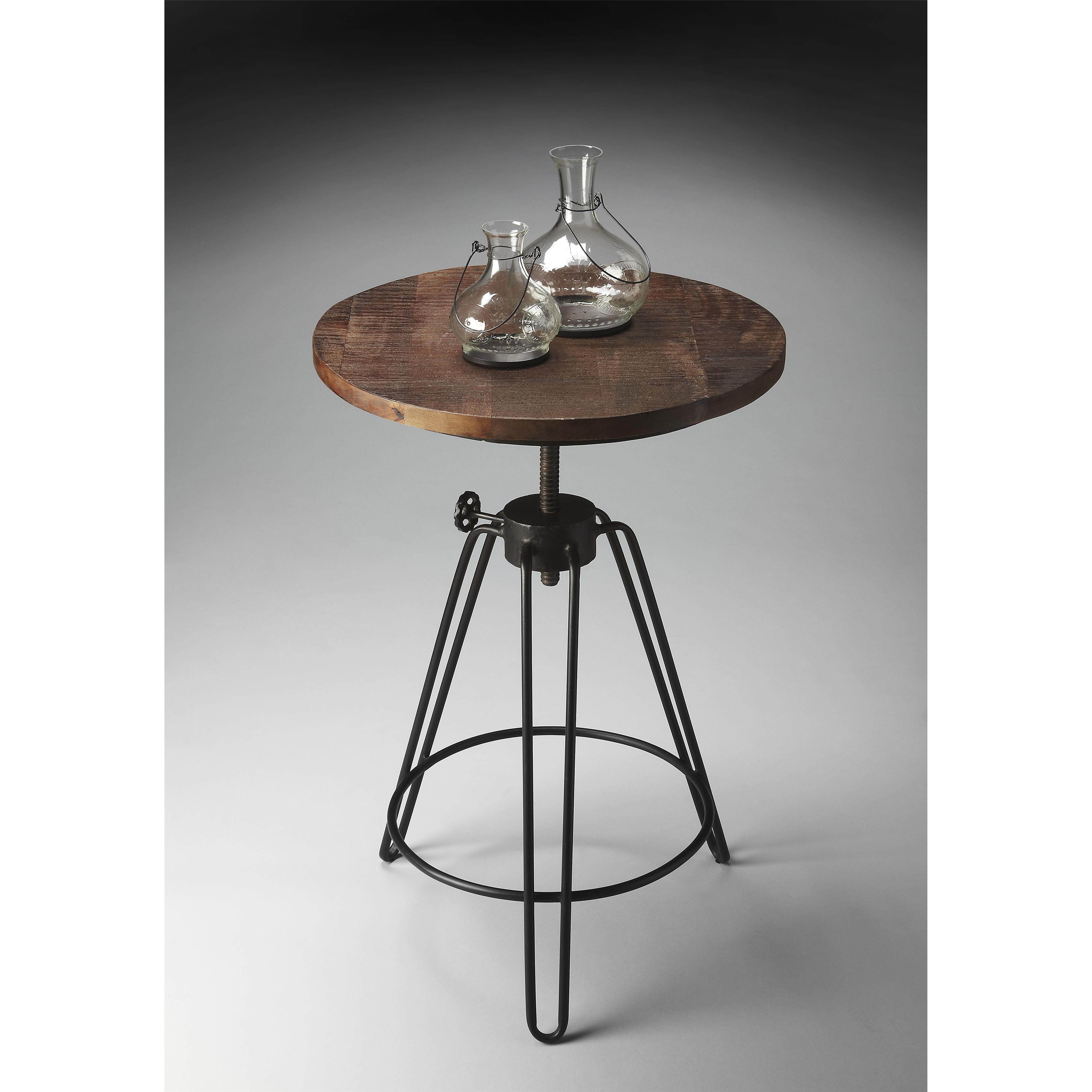 Butler Specialty Company Metalworks Accent Table - Item Number: 2046025