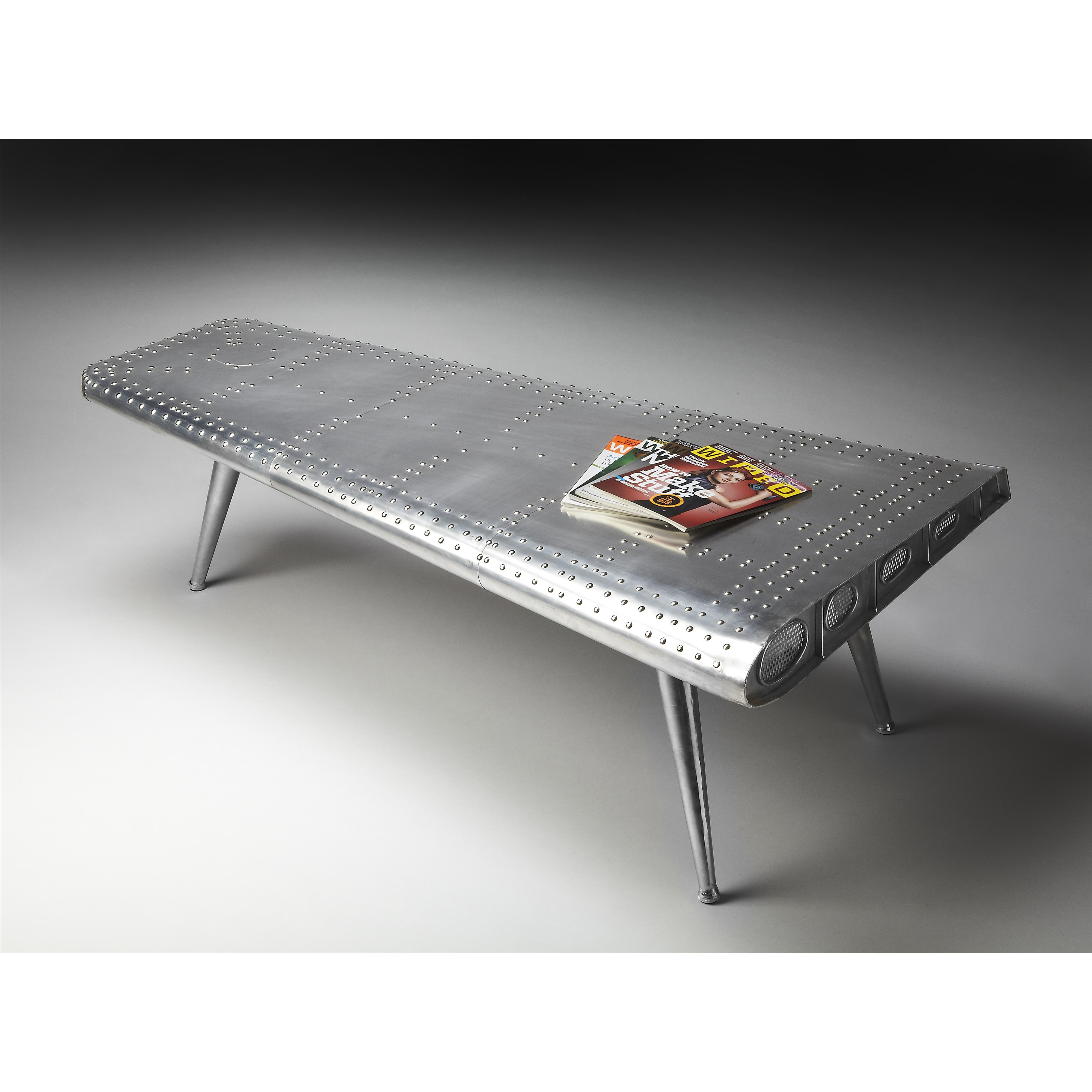 Butler Specialty Company Metalworks Cocktail Table - Item Number: 2061025