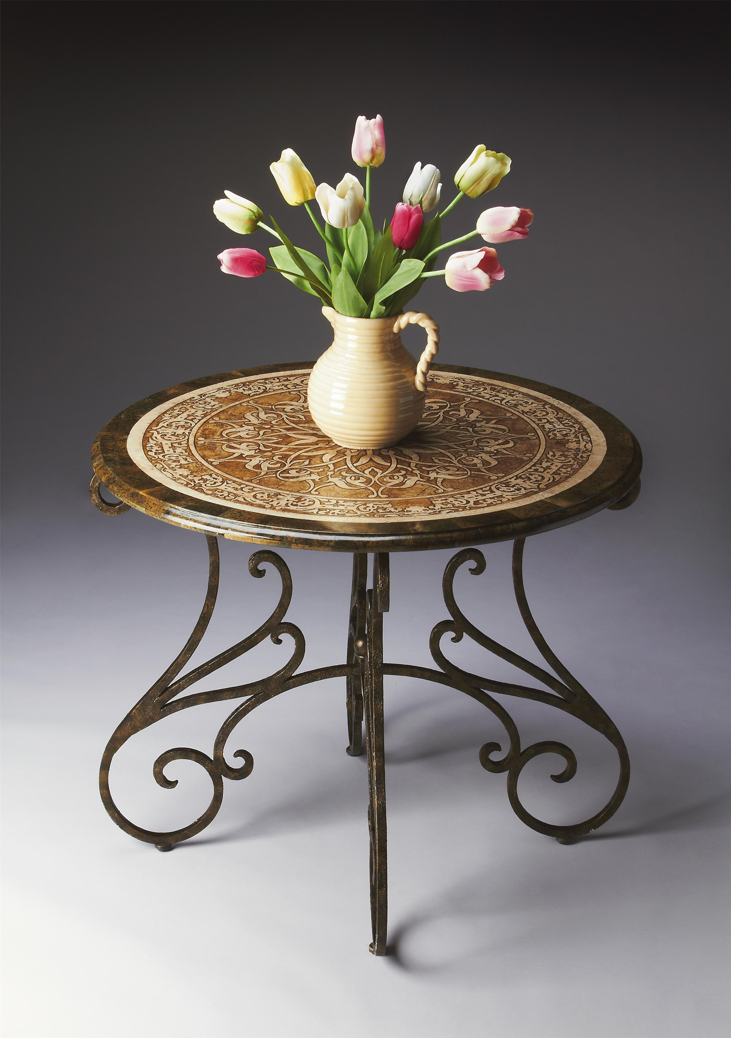 Butler Specialty Company Metalworks Foyer Table - Item Number: 2171025