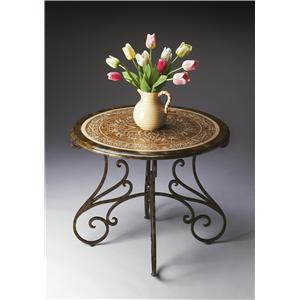 Butler Specialty Company Metalworks Foyer Table