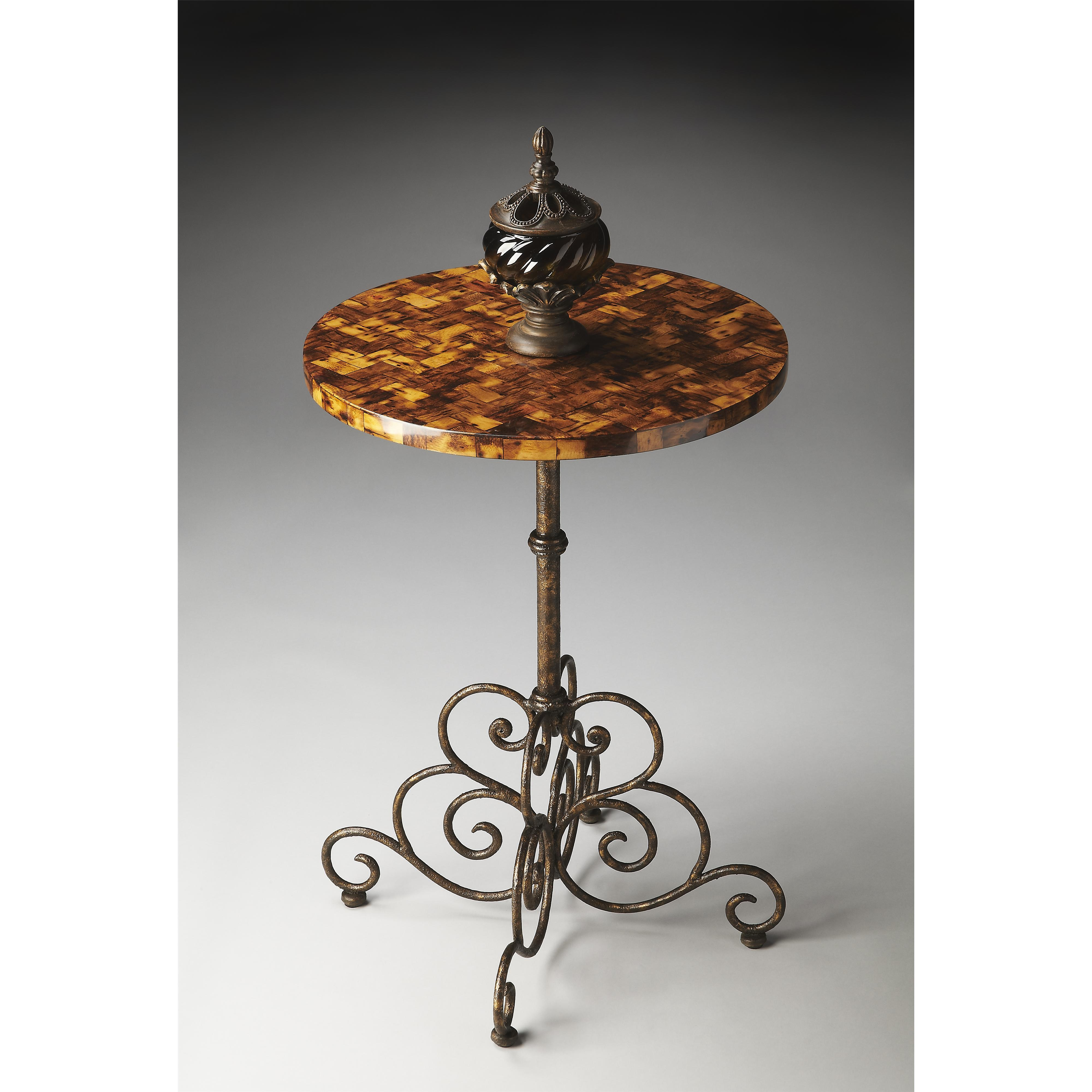Butler Specialty Company Metalworks Accent Table - Item Number: 2272025