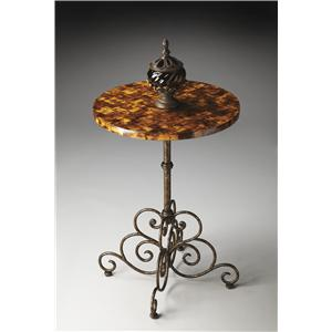 Butler Specialty Company Metalworks Accent Table