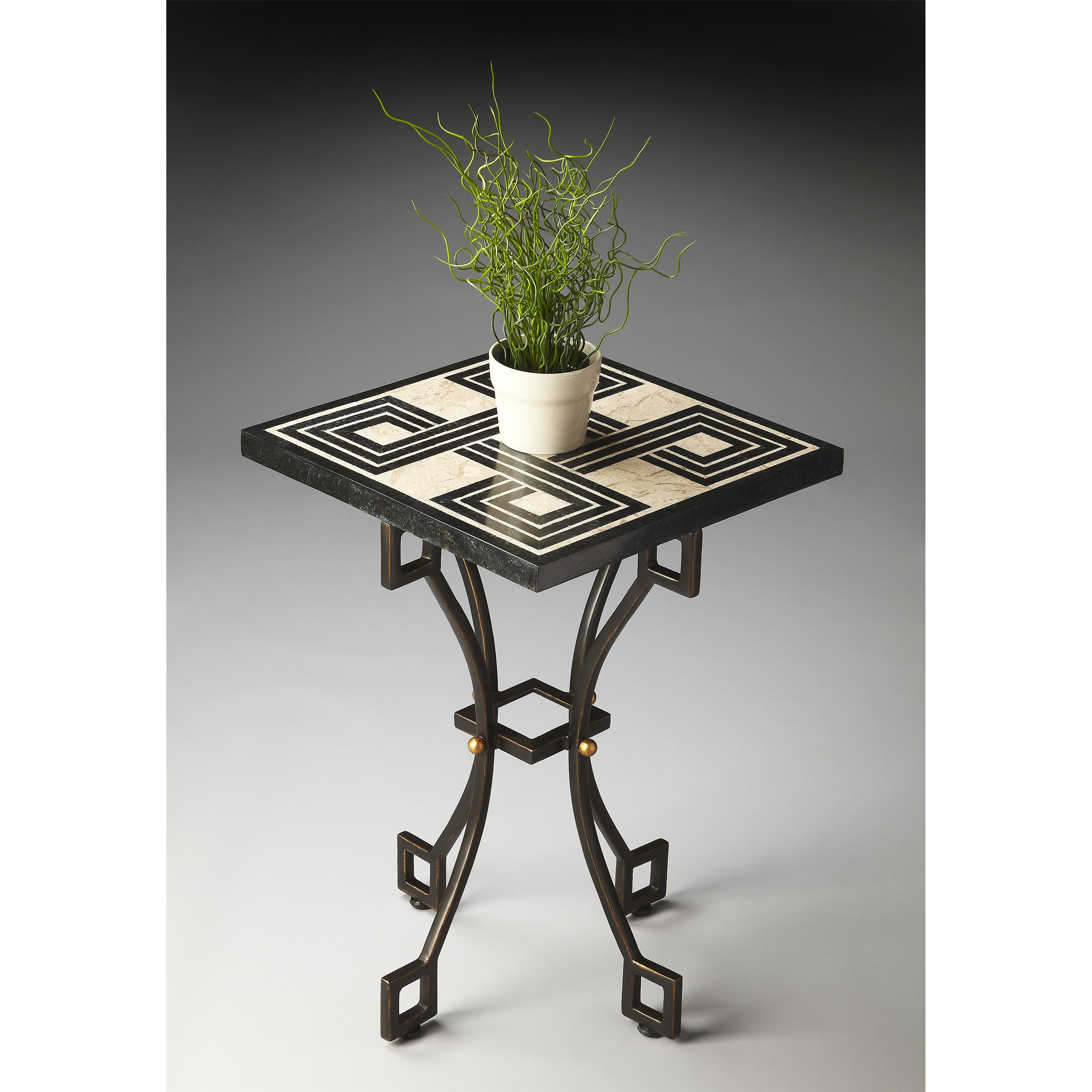 Butler Specialty Company Metalworks Accent Table - Item Number: 2280025