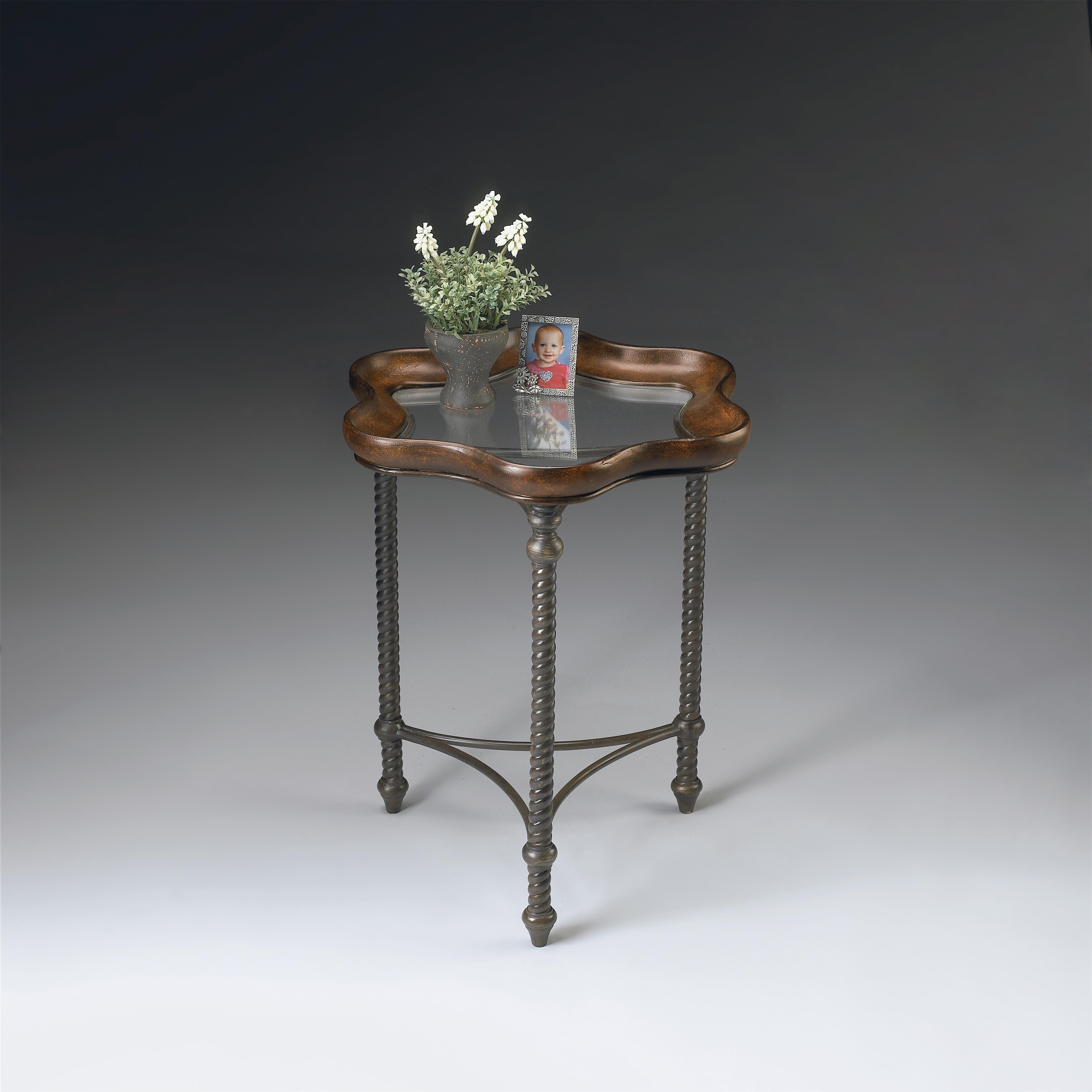 Butler Specialty Company Metalworks Accent Table - Item Number: 2418025