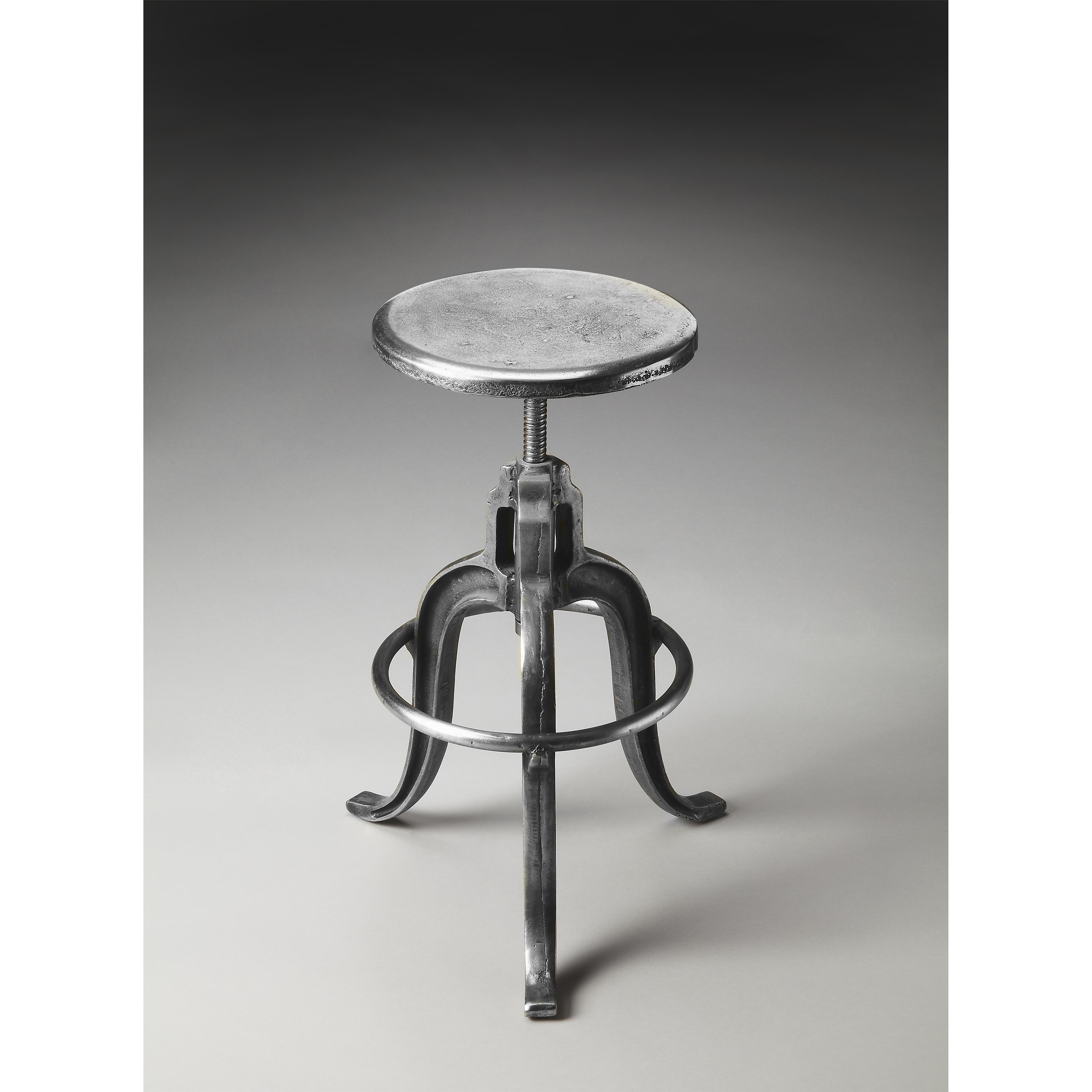 Butler Specialty Company Metalworks Iron Bar Stool - Item Number: 2542025