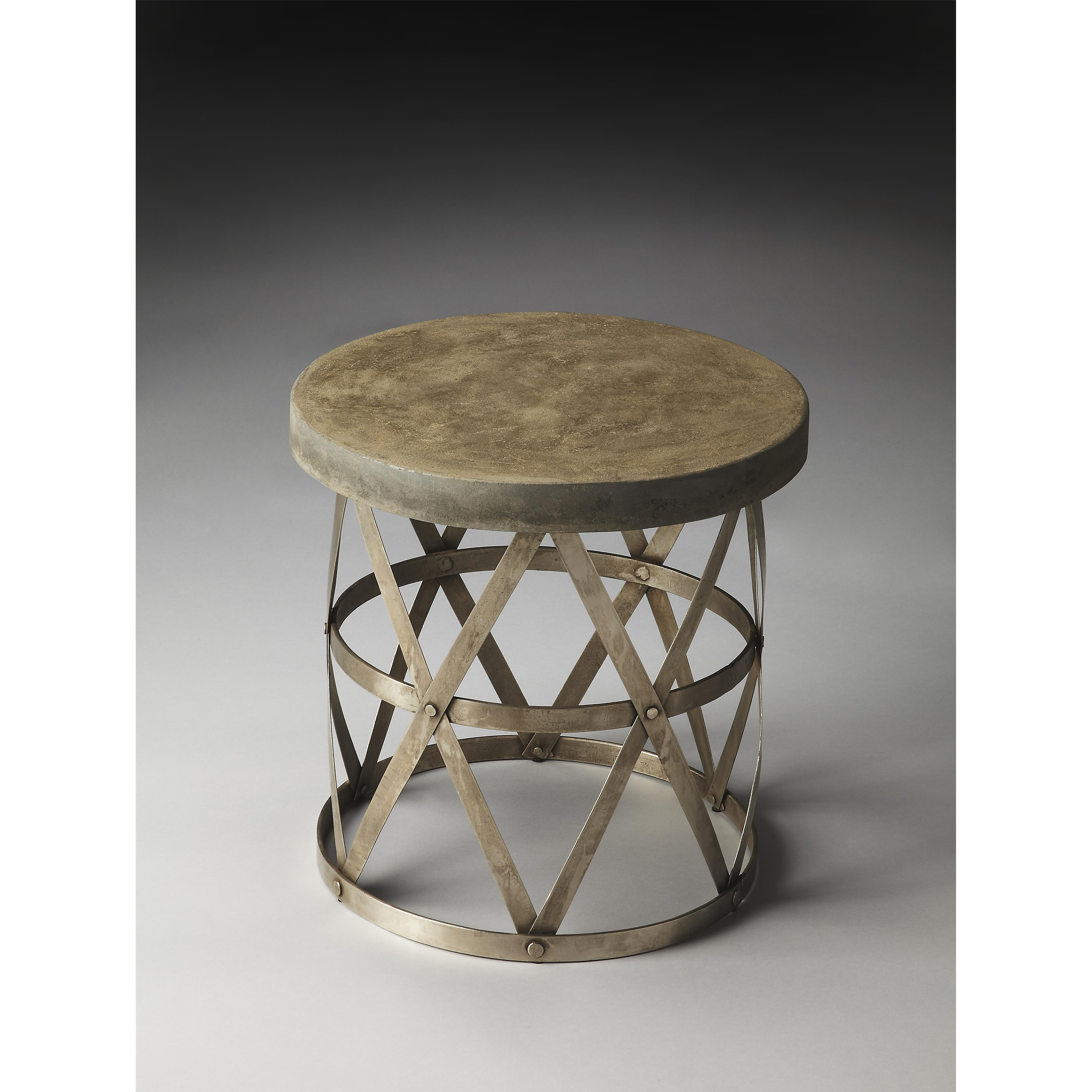 Butler Specialty Company Metalworks Side Table - Item Number: 2543025