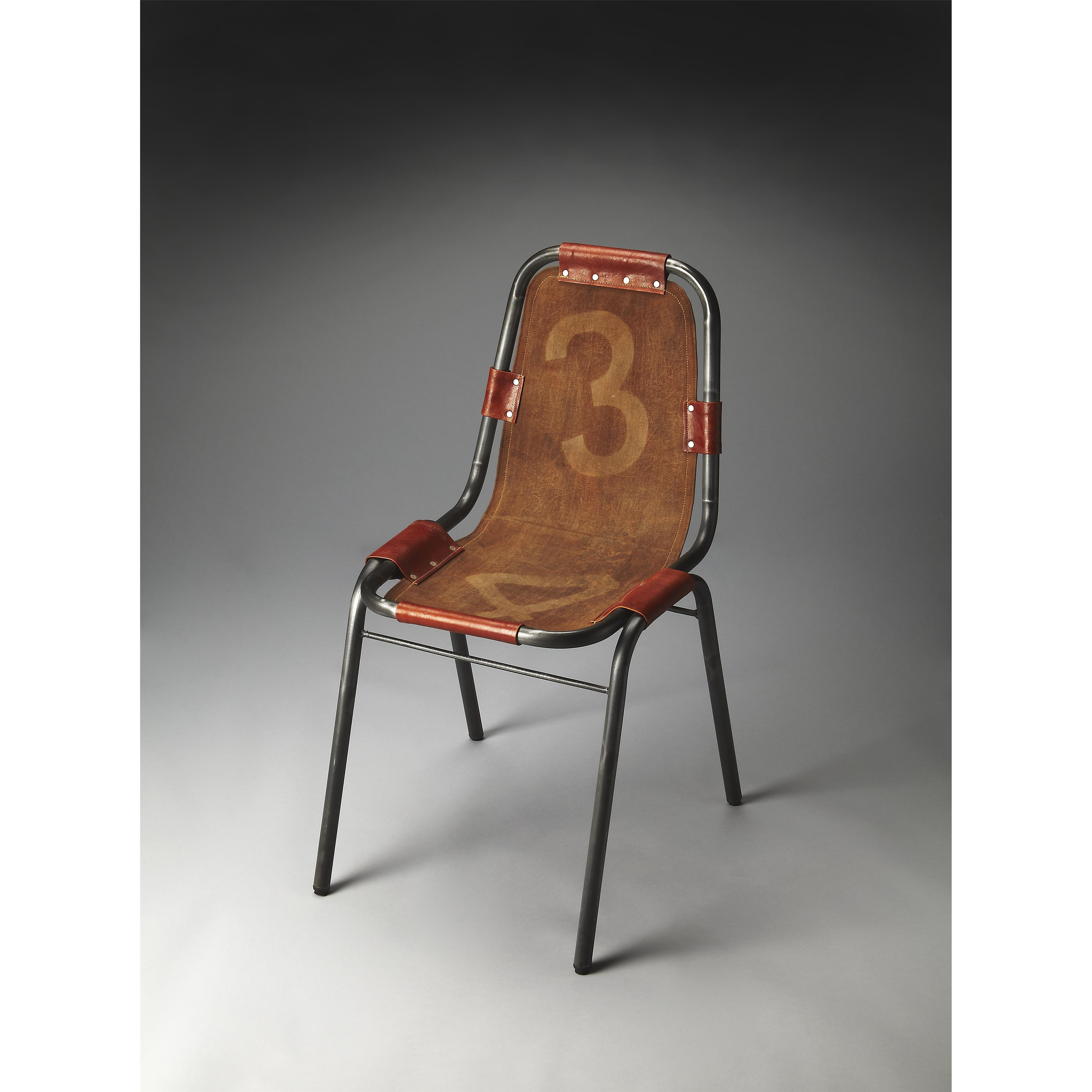 Butler Specialty Company Metalworks Side Chair - Item Number: 2562025