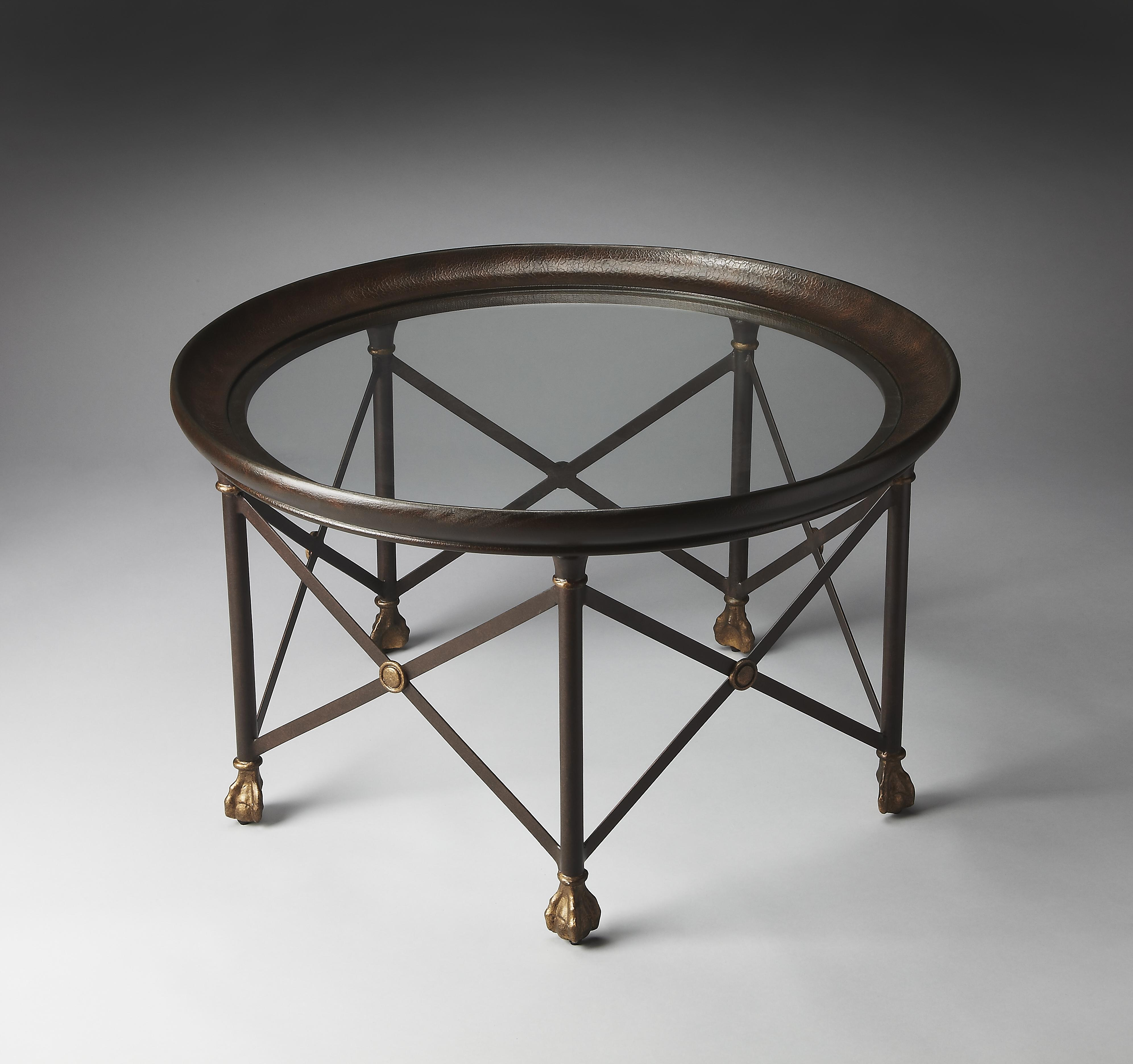 Butler Specialty Company Metalworks Cocktail Table - Item Number: 2626025