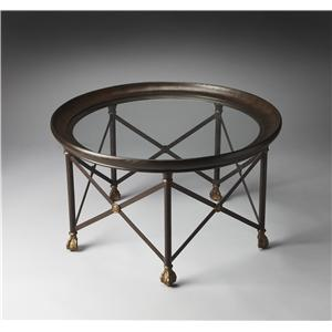 Butler Specialty Company Metalworks Cocktail Table