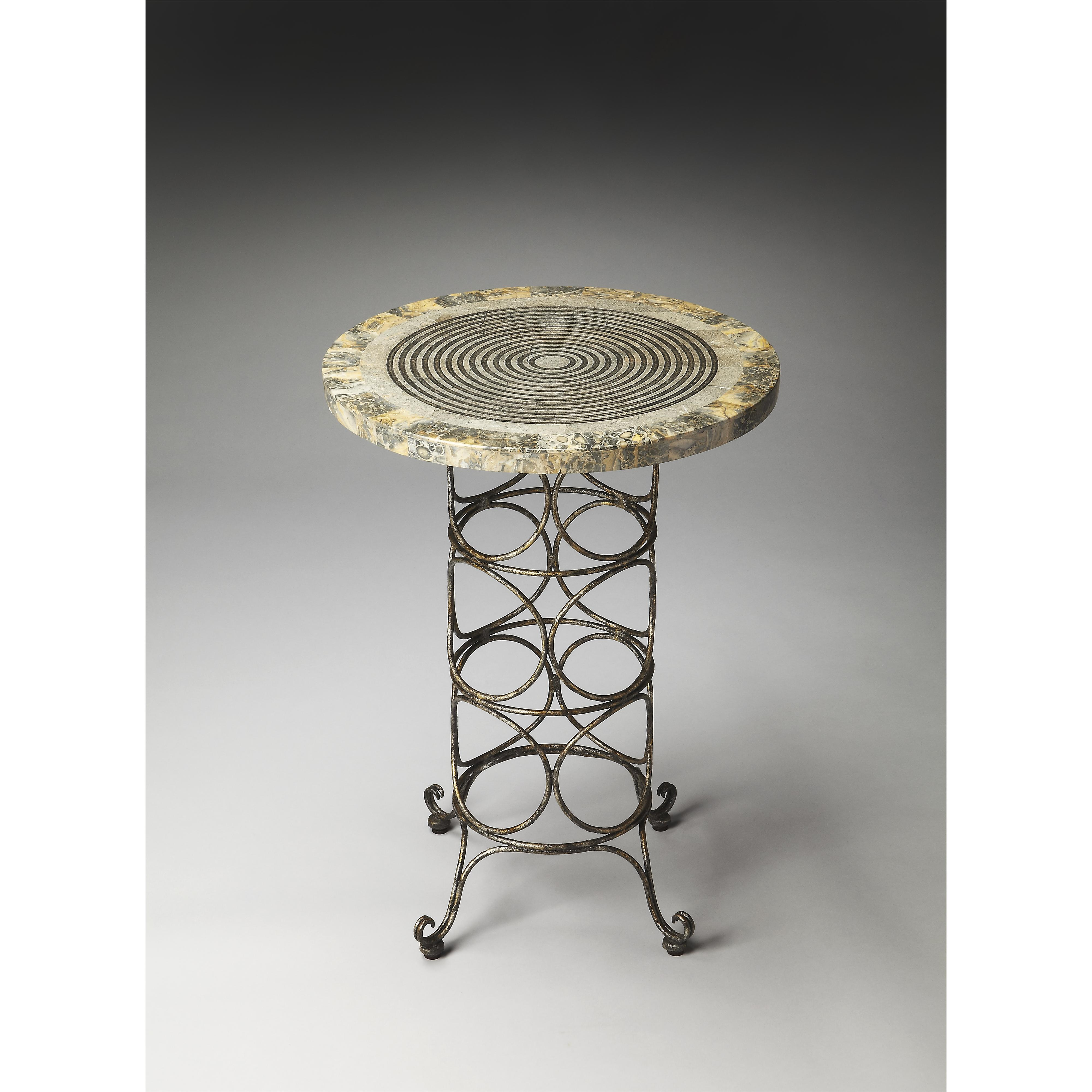 Butler Specialty Company Metalworks Accent Table - Item Number: 2656025