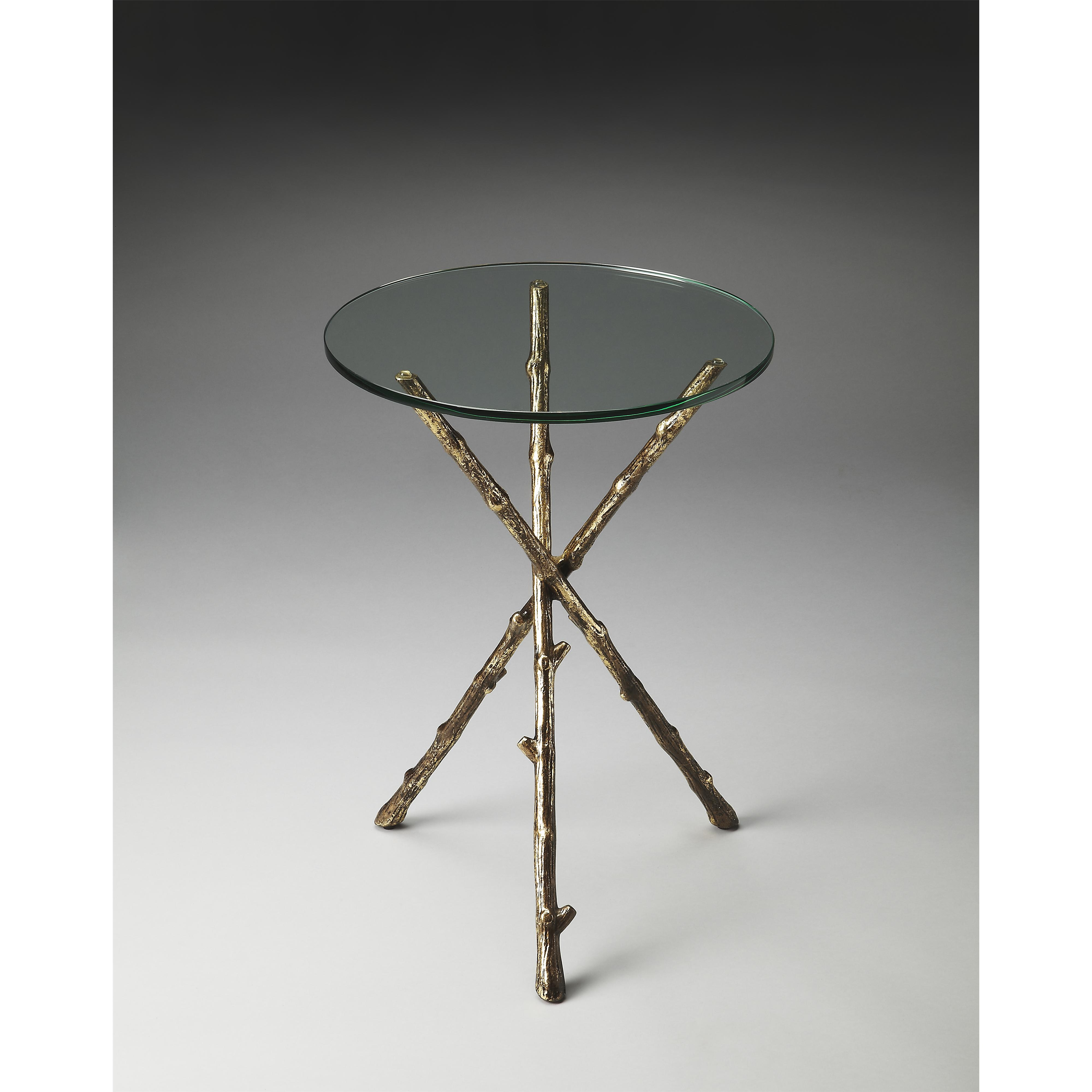 Butler Specialty Company Metalworks Accent Table - Item Number: 2673025