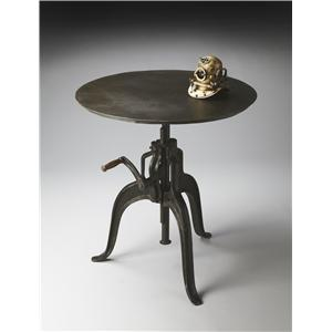 Butler Specialty Company Metalworks Hall Table
